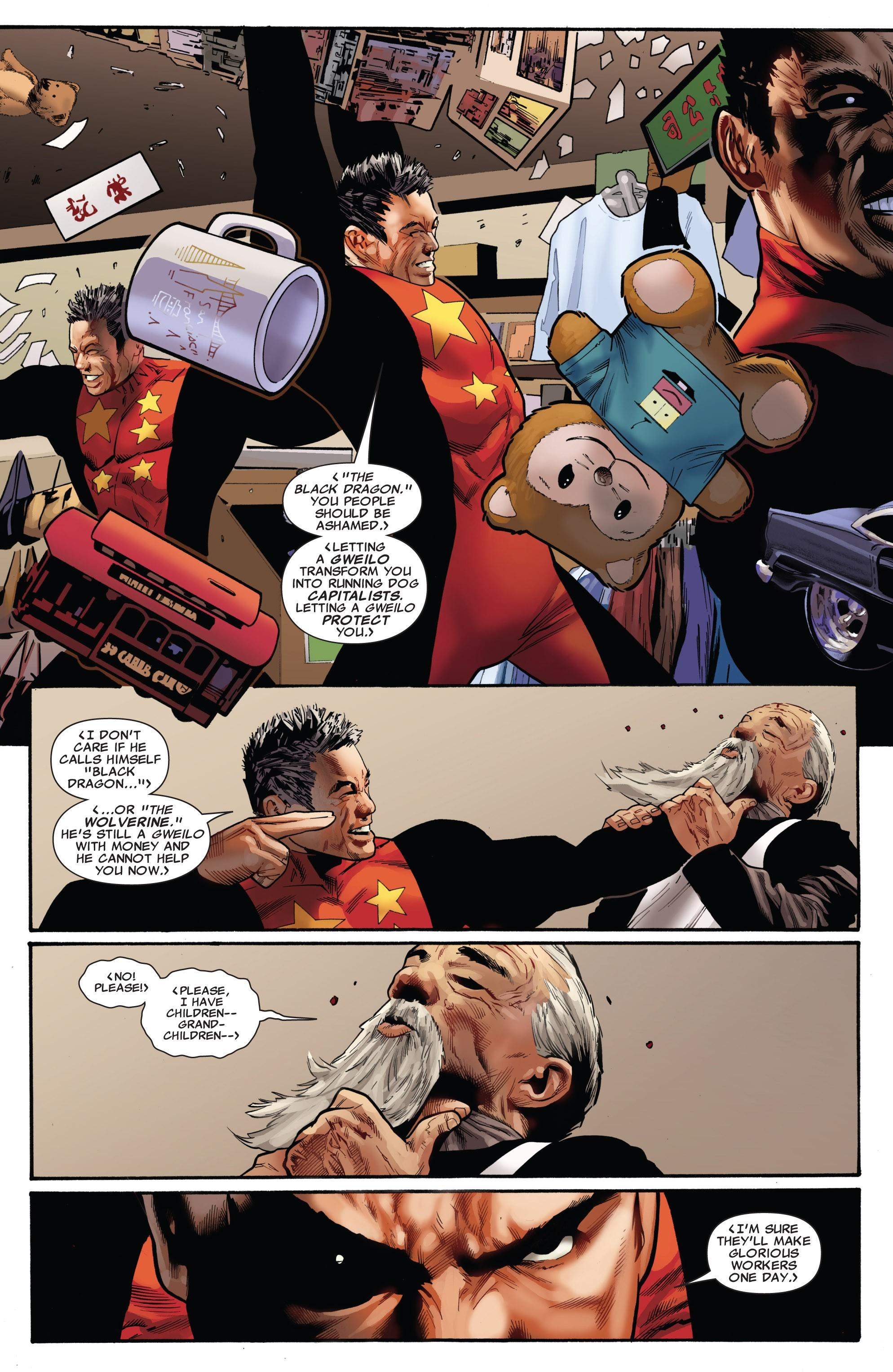 Read online Uncanny X-Men (1963) comic -  Issue #530 - 12