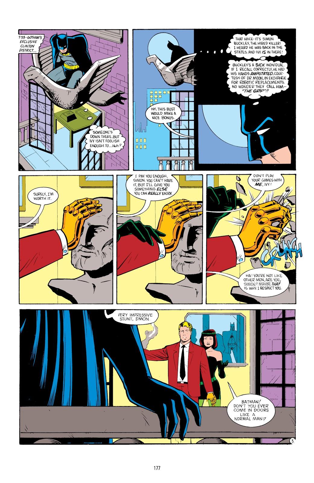 Read online Detective Comics (1937) comic -  Issue # _TPB Batman - The Dark Knight Detective 2 (Part 2) - 79