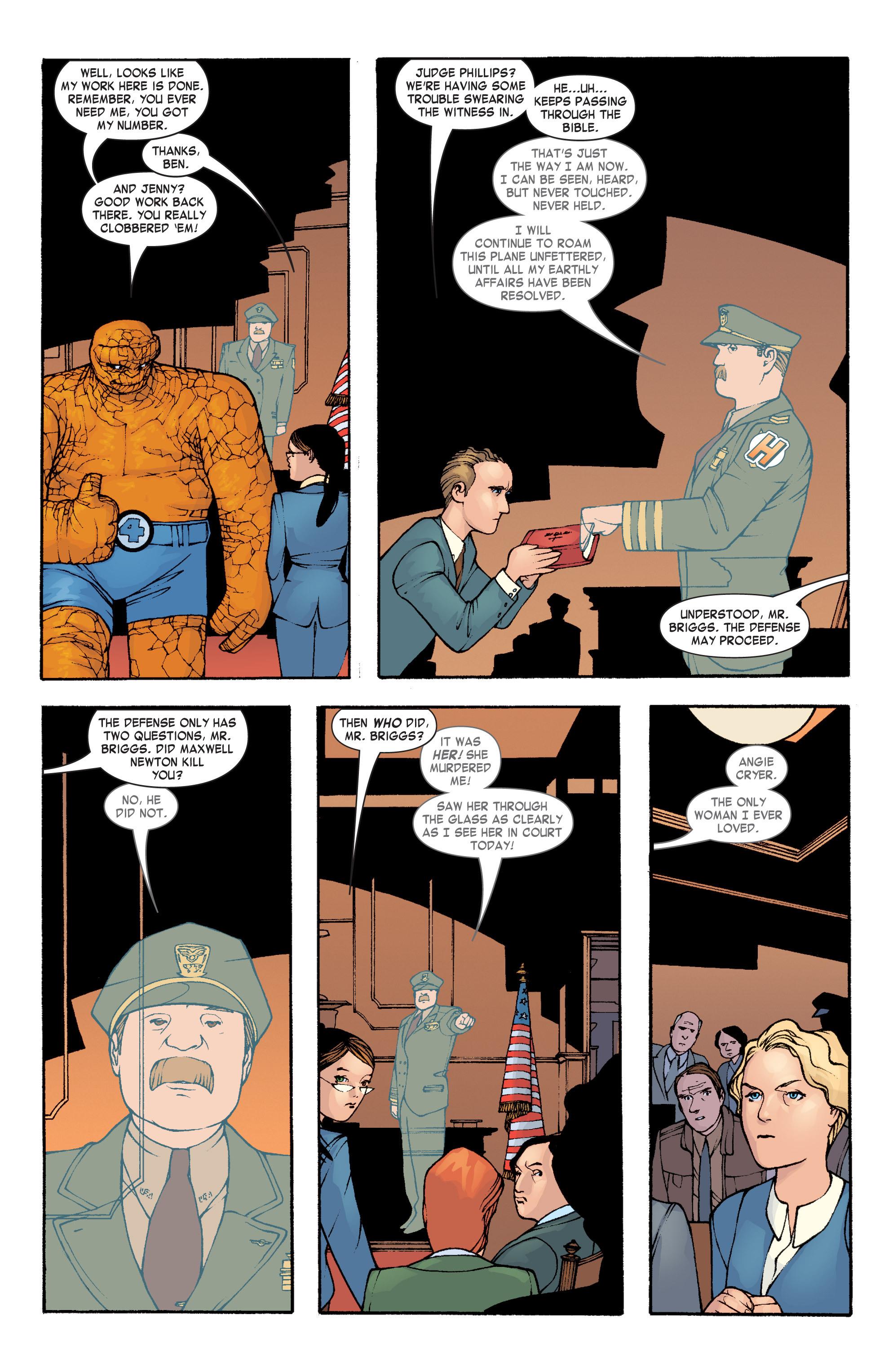 Read online She-Hulk (2004) comic -  Issue #3 - 16
