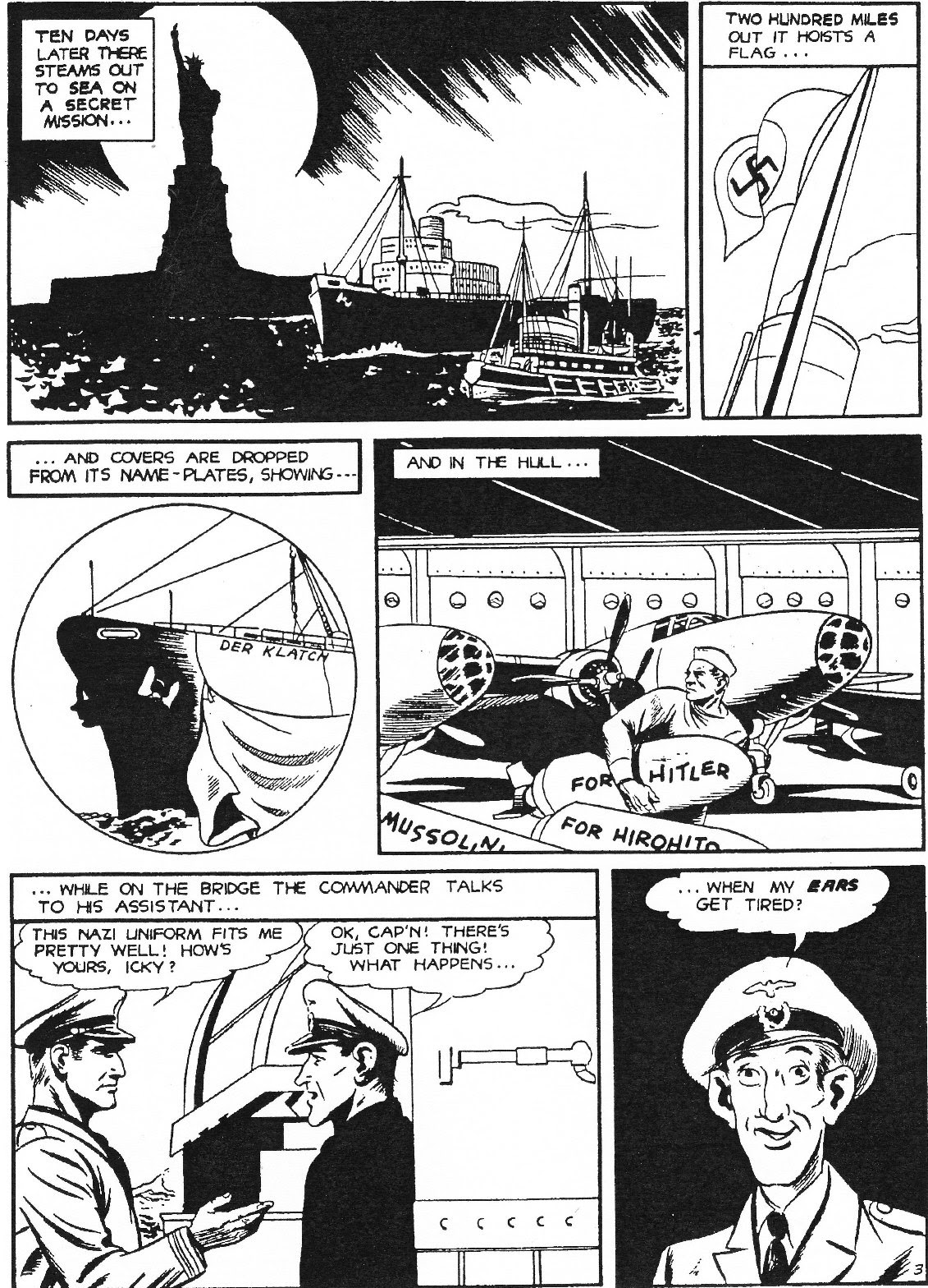Captain Midnight (1942) issue 11 - Page 14