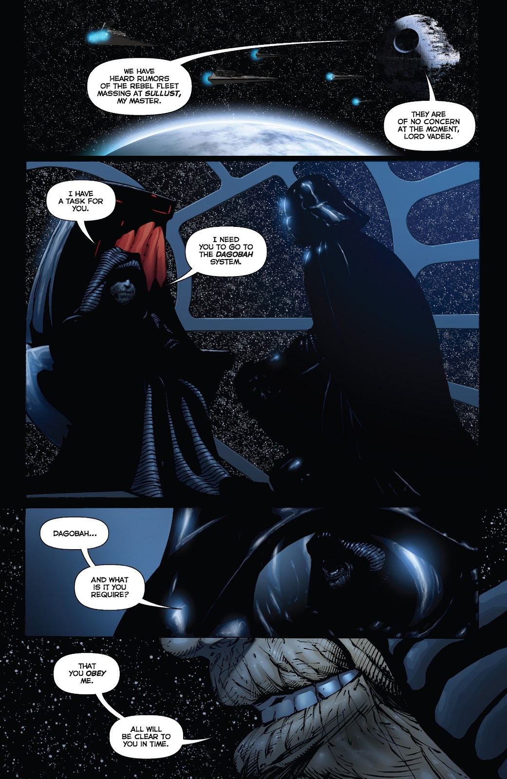 Read online Star Wars Legends: Infinities - Epic Collection comic -  Issue # TPB (Part 3) - 21