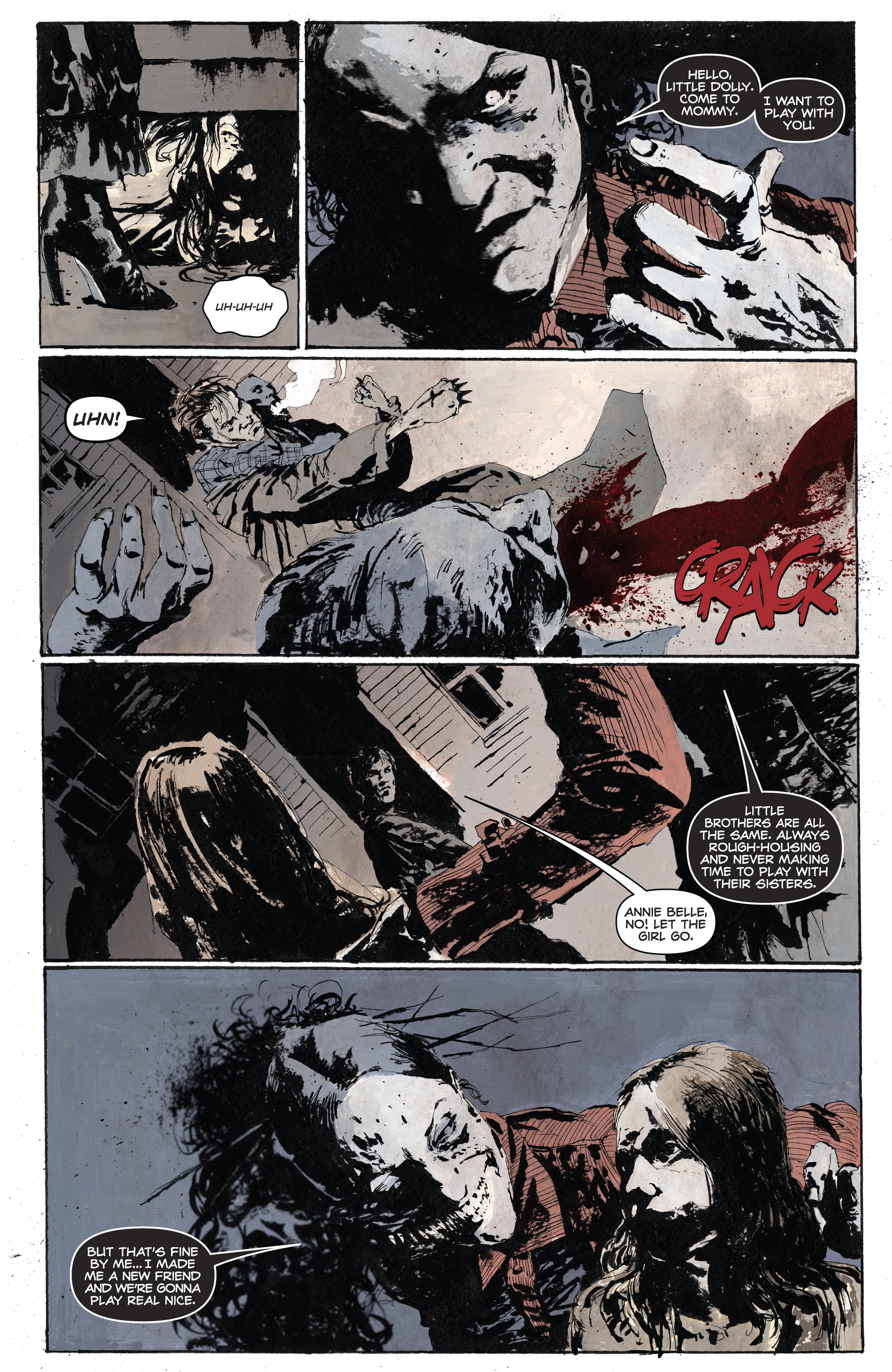 Read online Dead Irons comic -  Issue # TPB - 63
