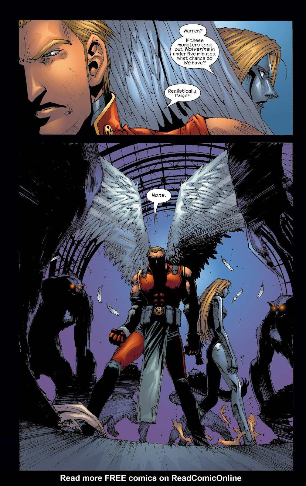Read online X-Men: Unstoppable comic -  Issue # TPB (Part 3) - 27