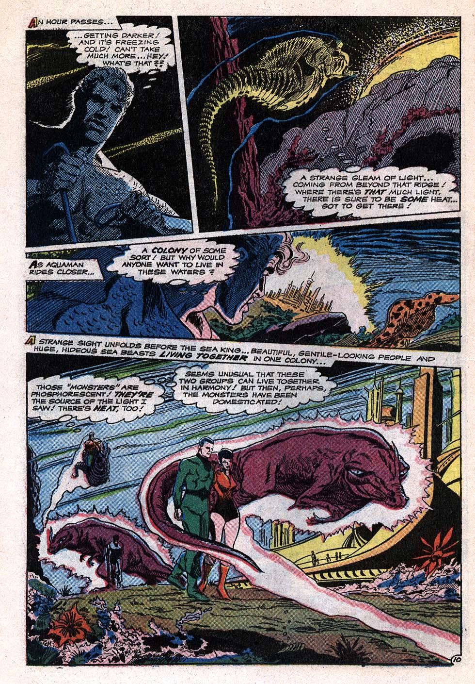 Read online Aquaman (1962) comic -  Issue #41 - 16