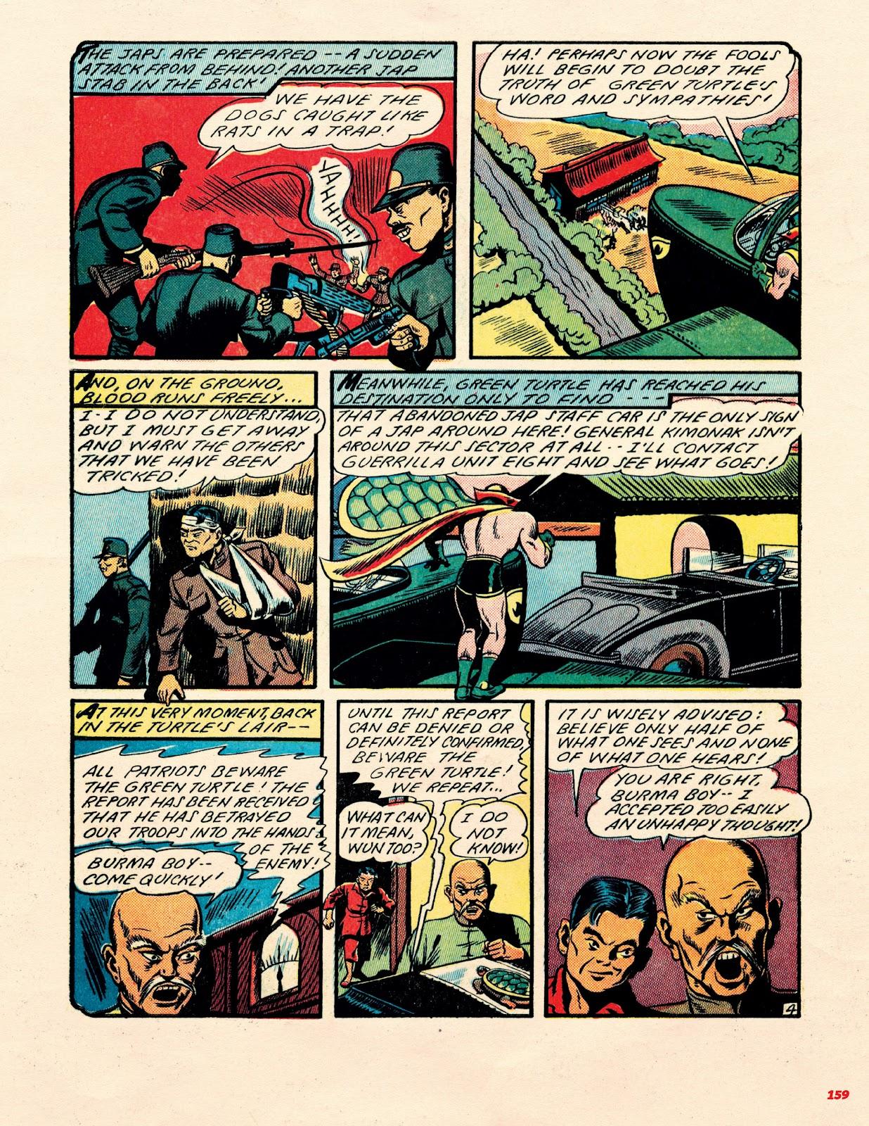 Read online Super Weird Heroes comic -  Issue # TPB 1 (Part 2) - 59