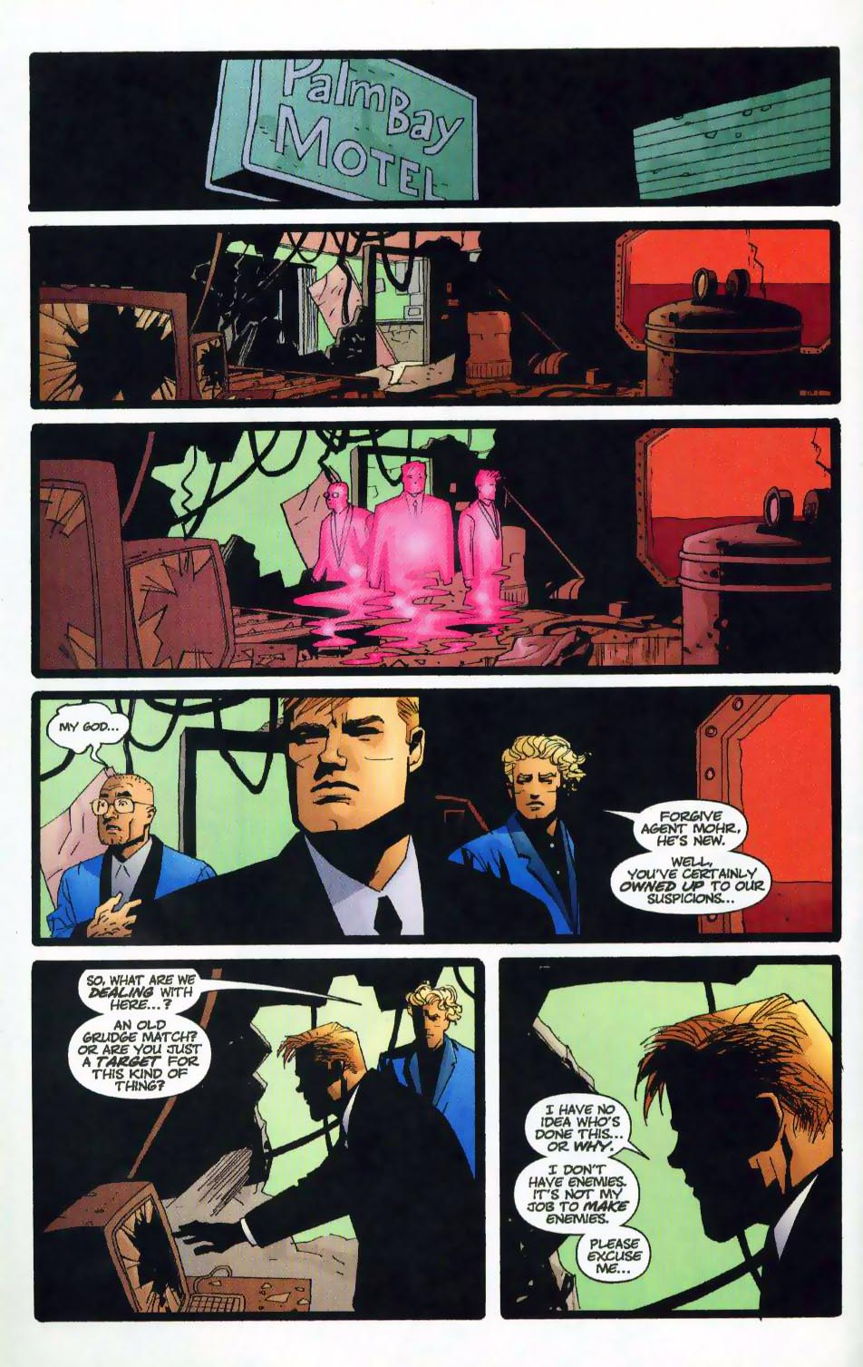 Wildcats (1999) Issue #17 #18 - English 15
