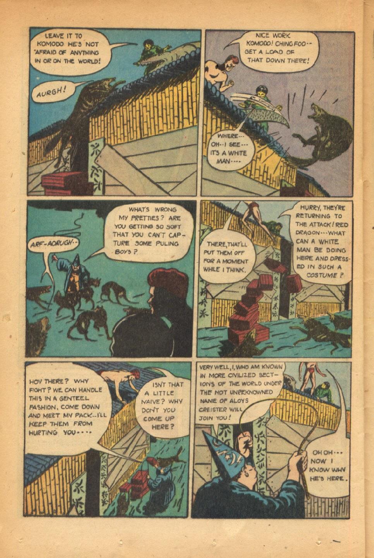 Read online Super-Magician Comics comic -  Issue #54 - 31