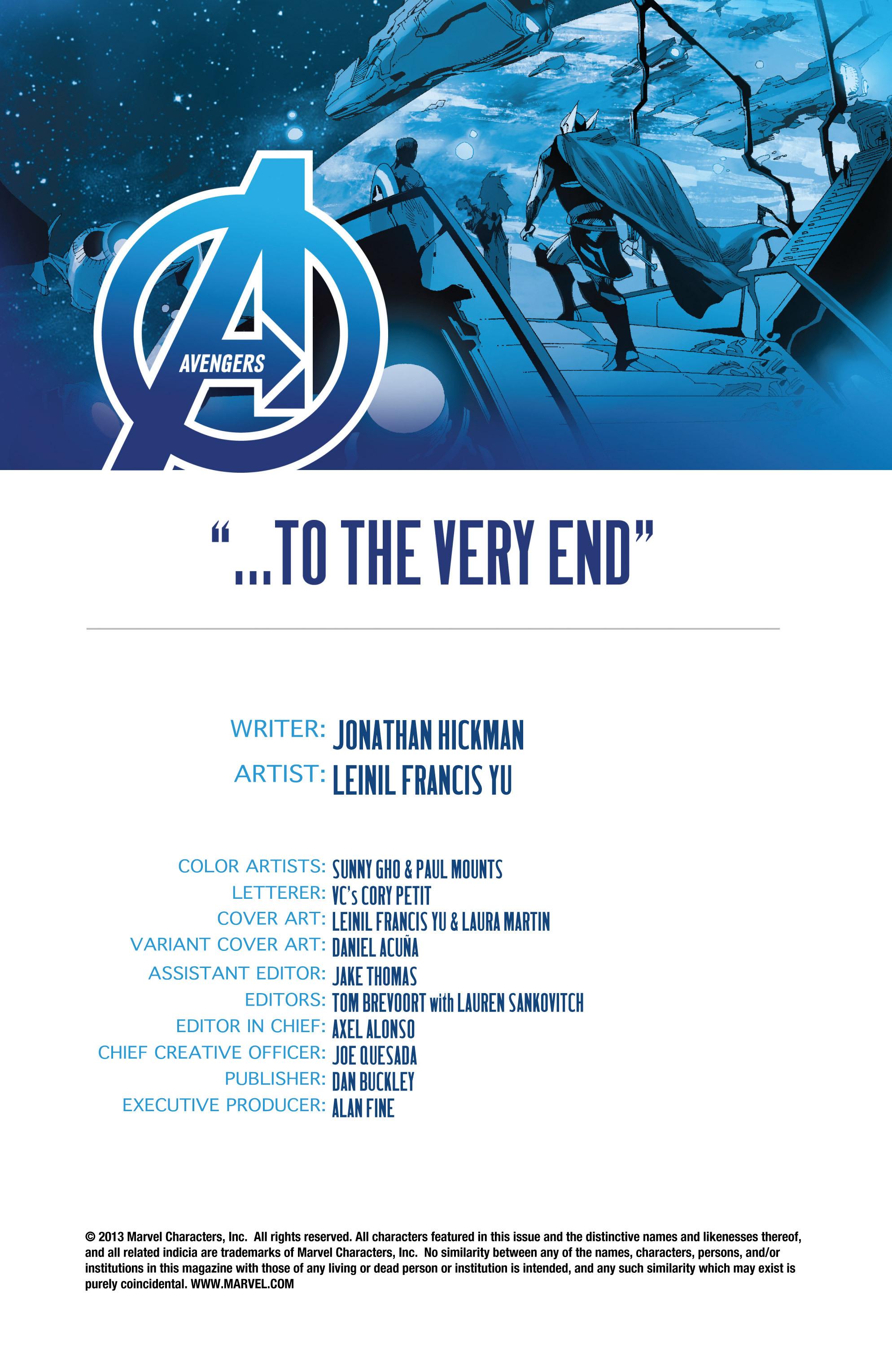 Read online Avengers (2013) comic -  Issue #Avengers (2013) _TPB 4 - 154