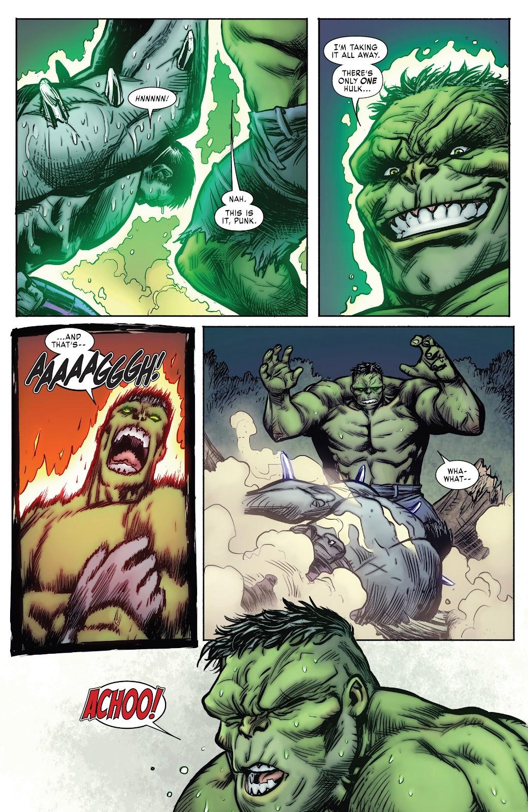 Read online Hulkverines comic -  Issue #1 - 23