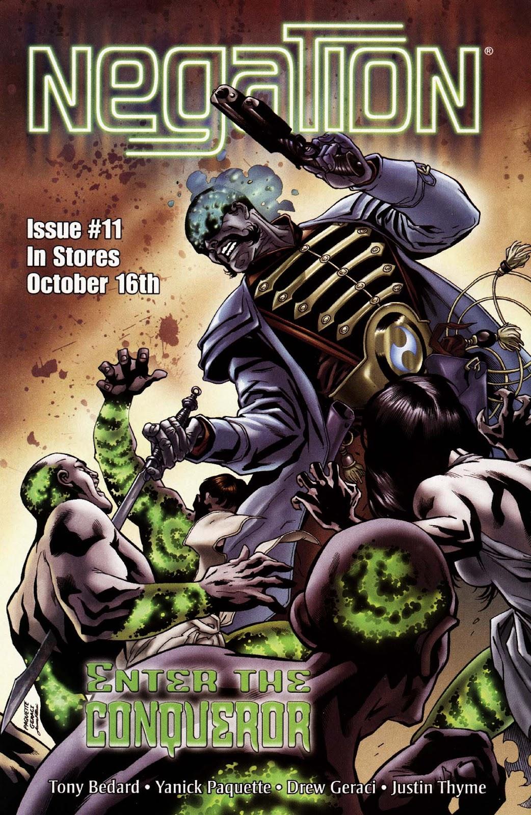 Read online Negation Lawbringer comic -  Issue # Full - 28