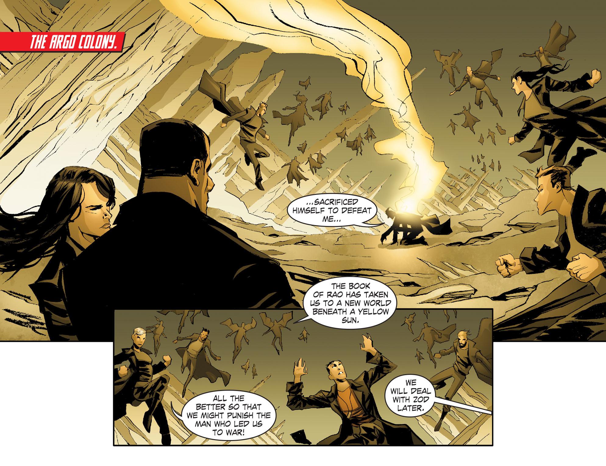 Read online Smallville: Lantern [I] comic -  Issue #1 - 7