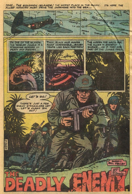 Read online Sgt. Rock comic -  Issue #341 - 14