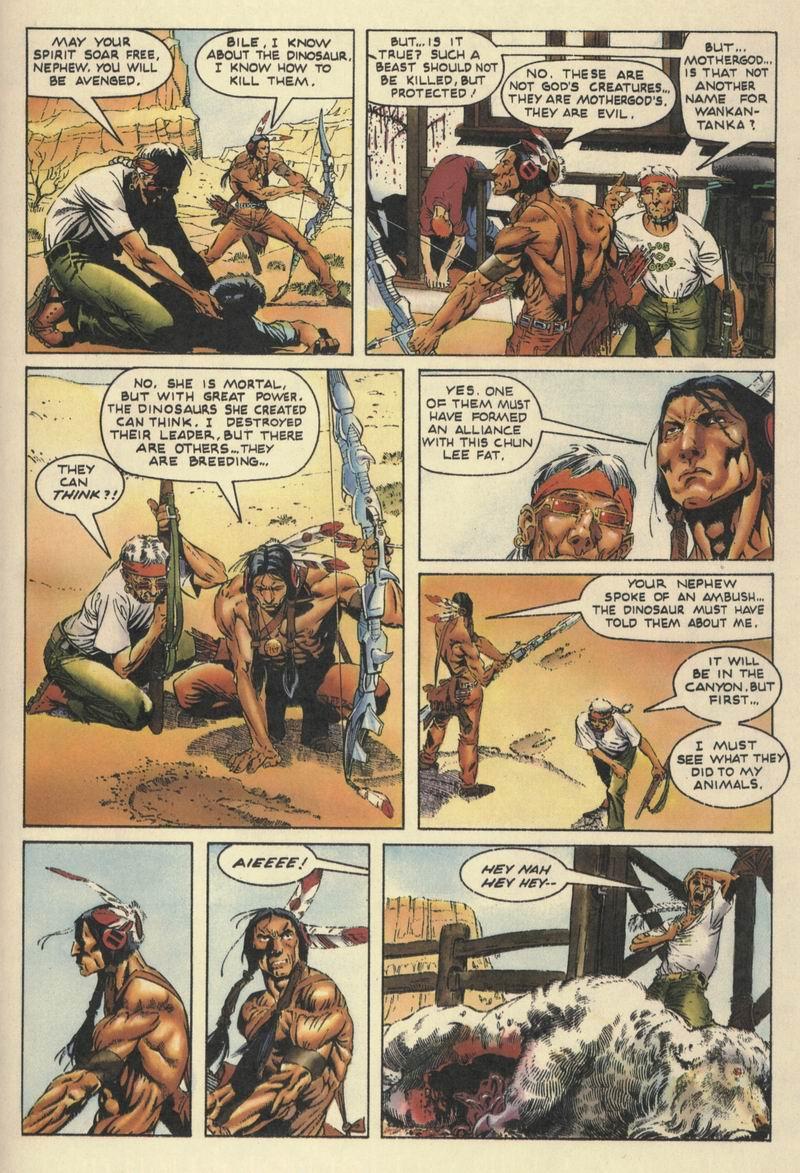 Read online Turok, Dinosaur Hunter (1993) comic -  Issue #10 - 7