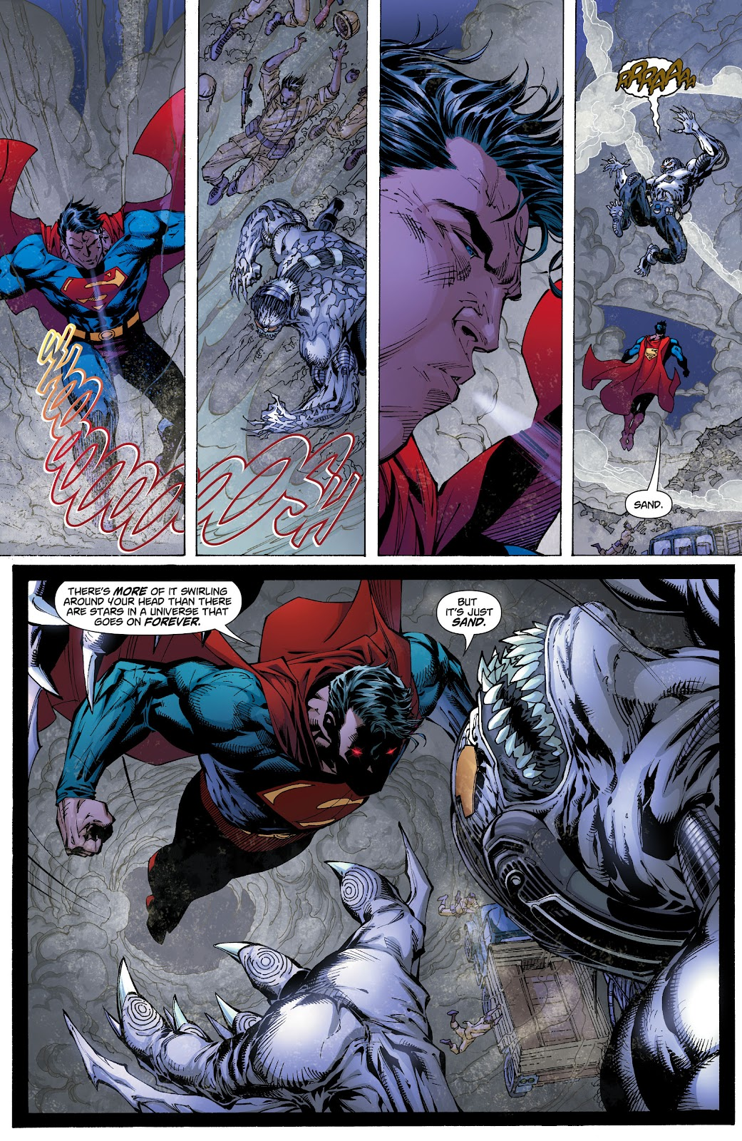 Read online Superman: For Tomorrow comic -  Issue # TPB (Part 1) - 89