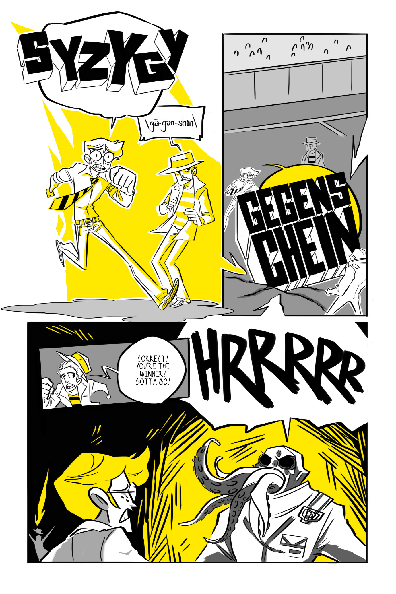Read online BUZZ! comic -  Issue # TPB - 66
