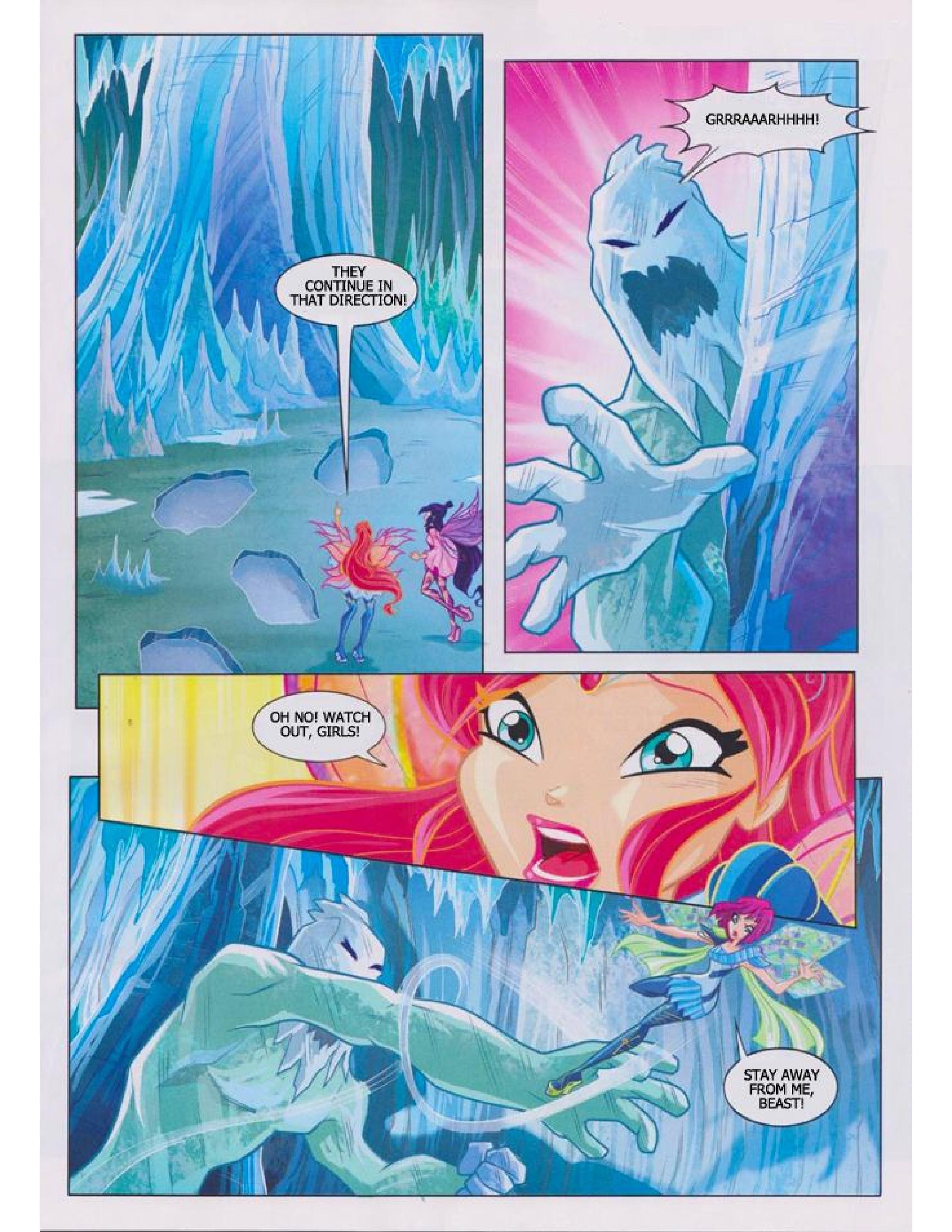 Winx Club Comic 136 Page 12