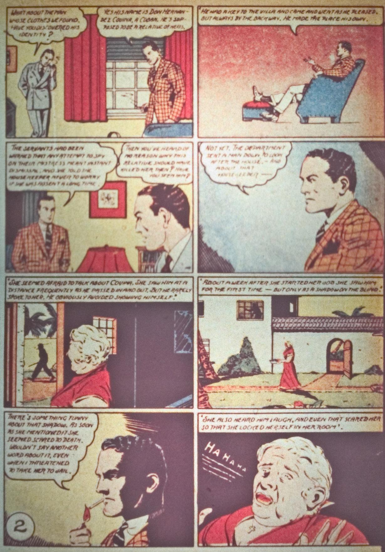 Detective Comics (1937) 28 Page 36