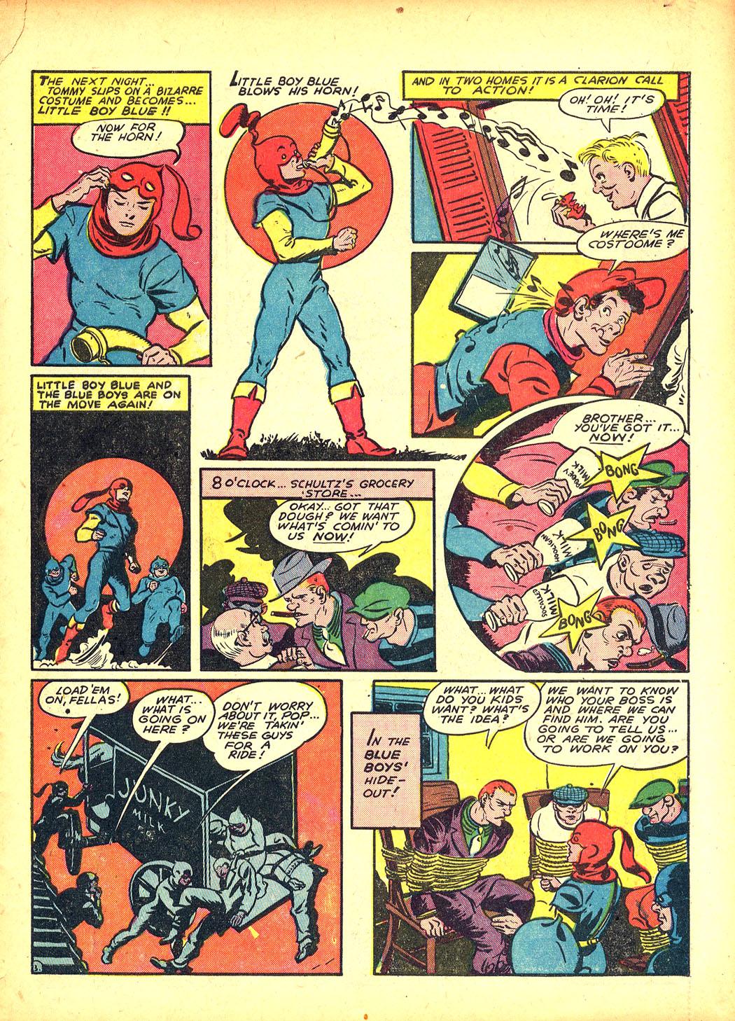 Read online Sensation (Mystery) Comics comic -  Issue #5 - 51
