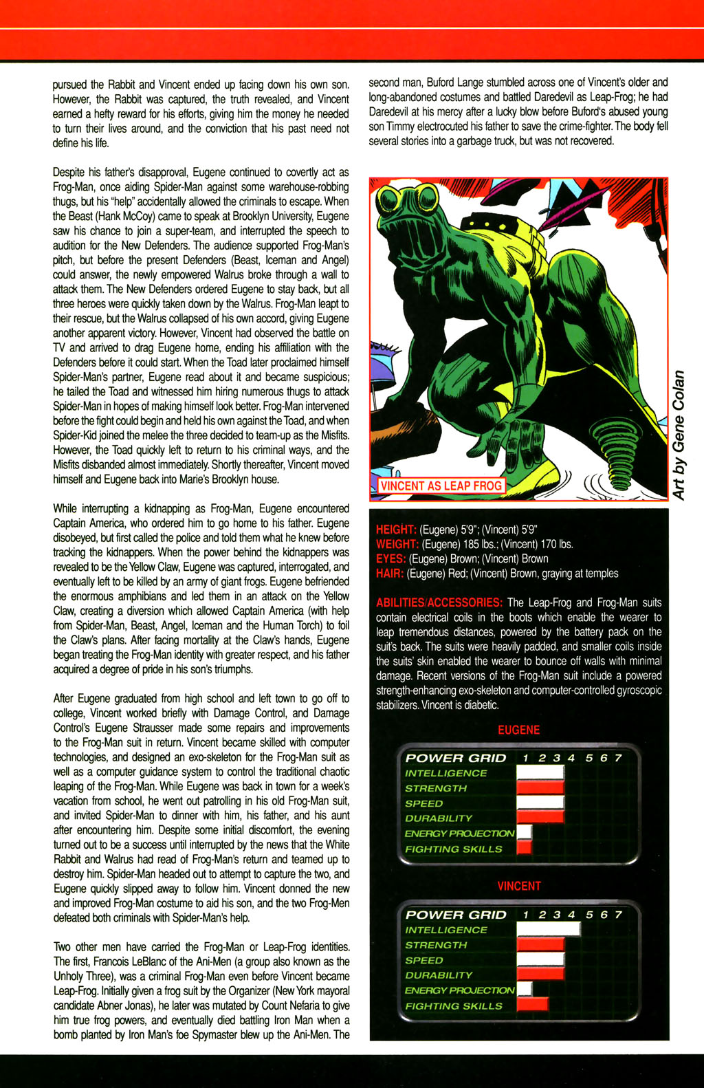 Read online All-New Official Handbook of the Marvel Universe A to Z comic -  Issue #4 - 48