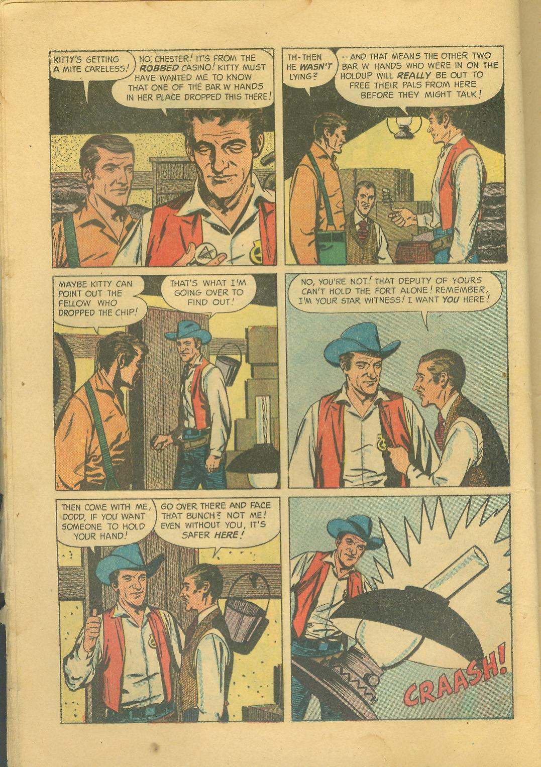 Four Color Comics issue 769 - Page 12