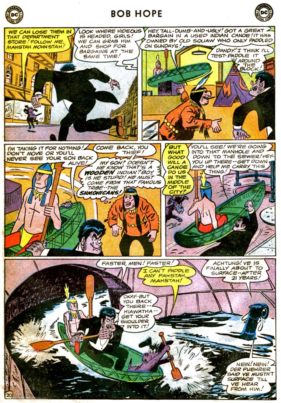 The Adventures of Bob Hope issue 92 - Page 27