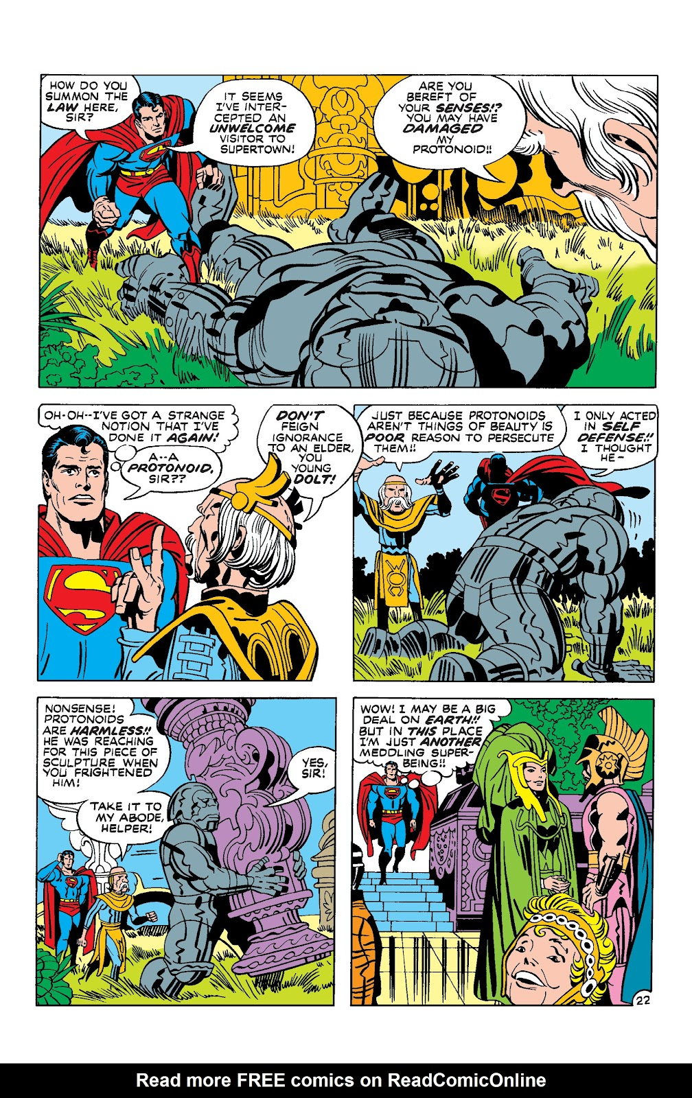 Read online Superman's Pal, Jimmy Olsen by Jack Kirby comic -  Issue # TPB (Part 4) - 33