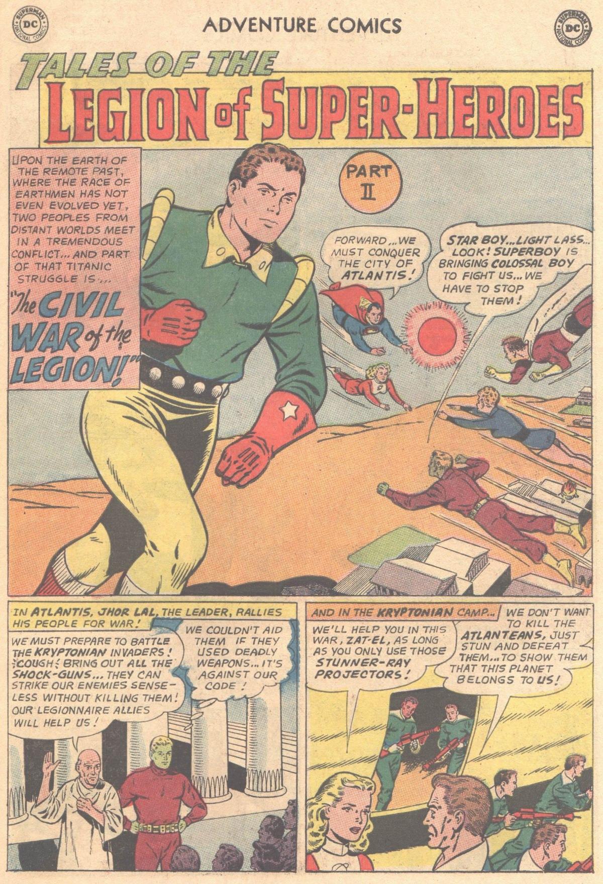 Read online Adventure Comics (1938) comic -  Issue #333 - 11
