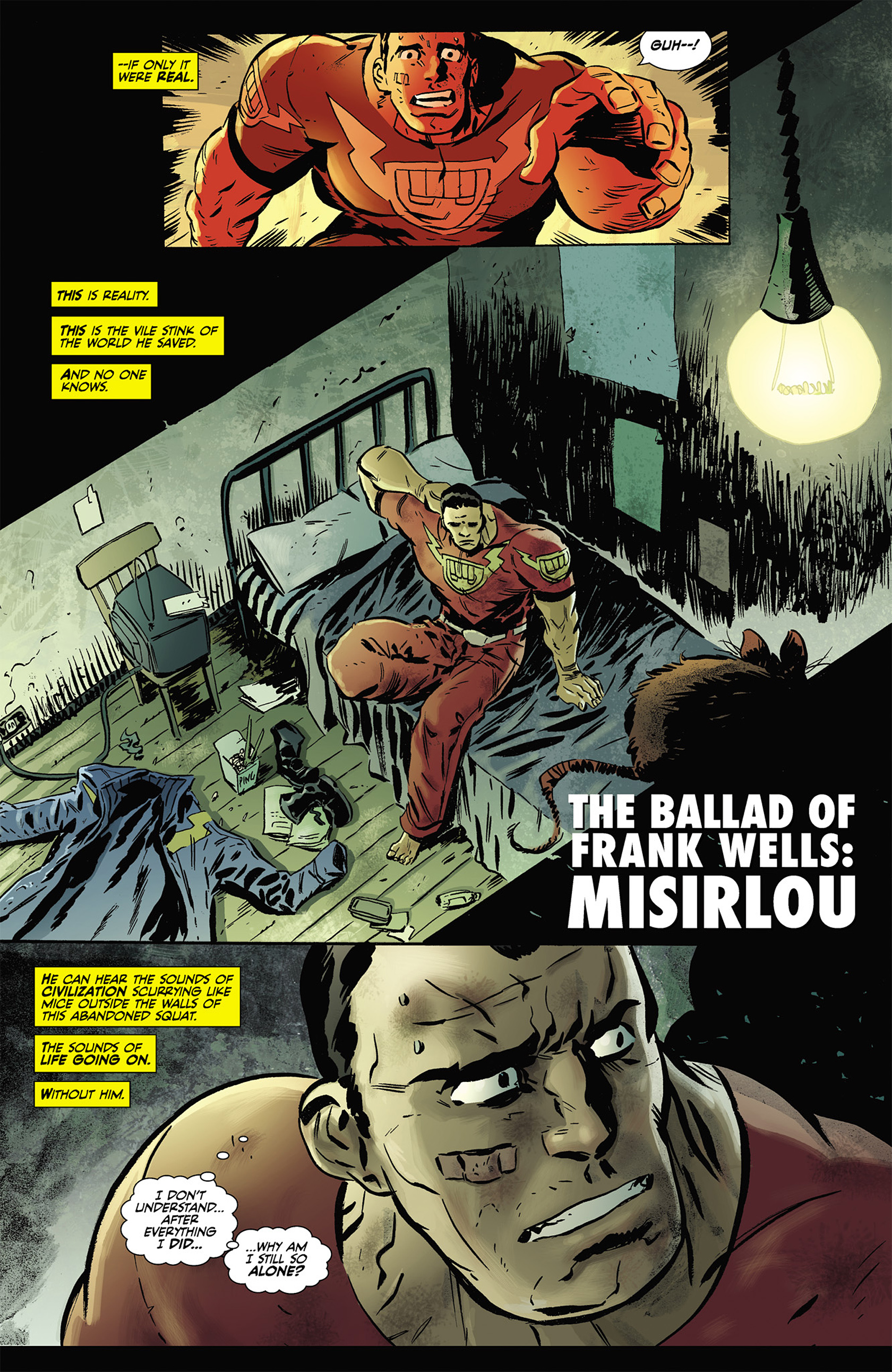 Read online Catalyst Comix comic -  Issue #2 - 5