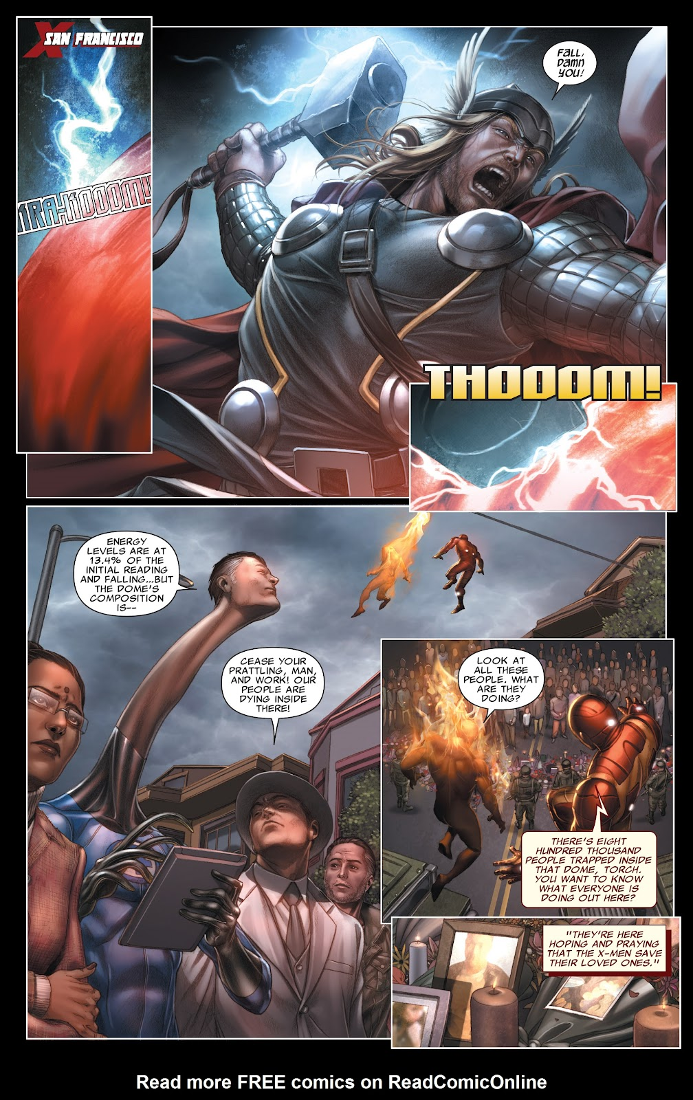 Read online X-Men: Second Coming comic -  Issue # _TPB (Part 3) - 97