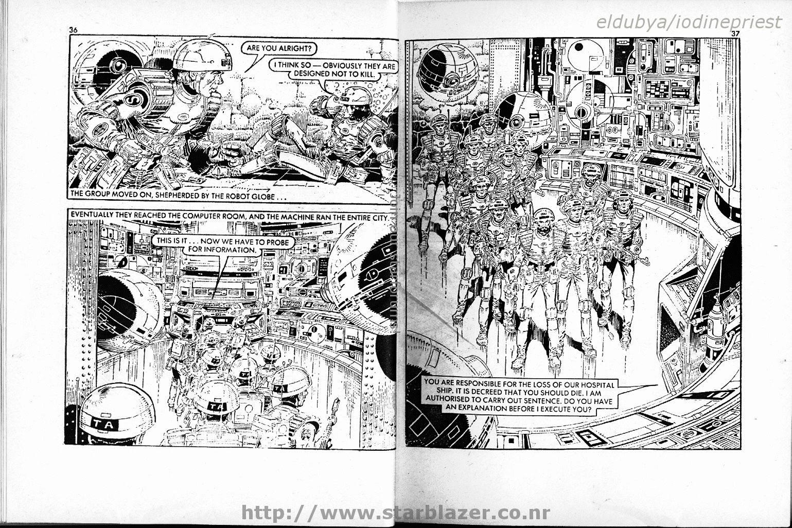 Starblazer issue 107 - Page 20