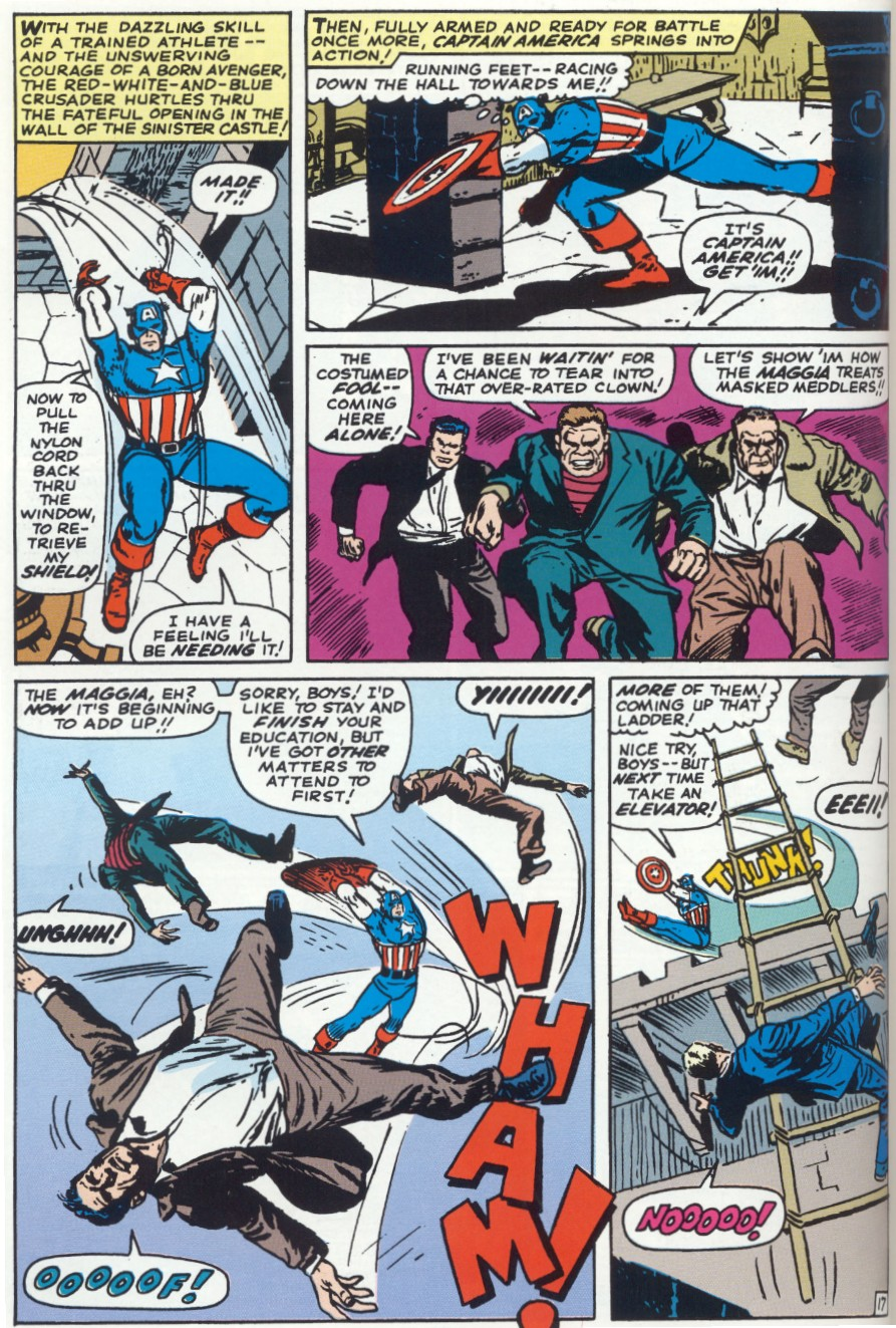 The Avengers (1963) 13 Page 17