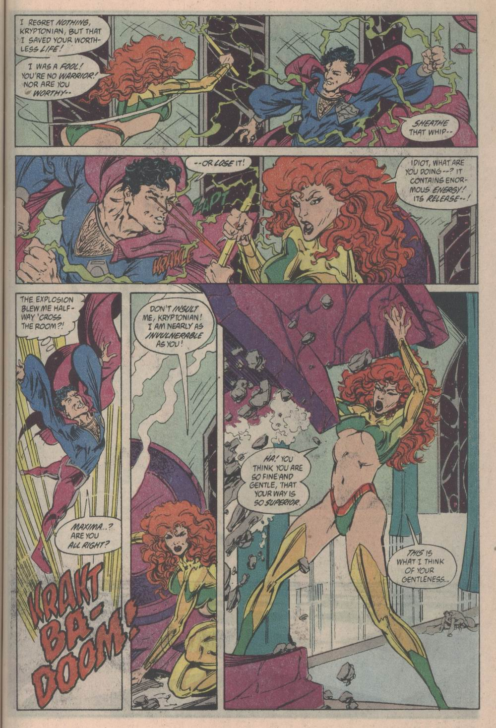 Adventures of Superman (1987) issue _Annual_3 - Page 33