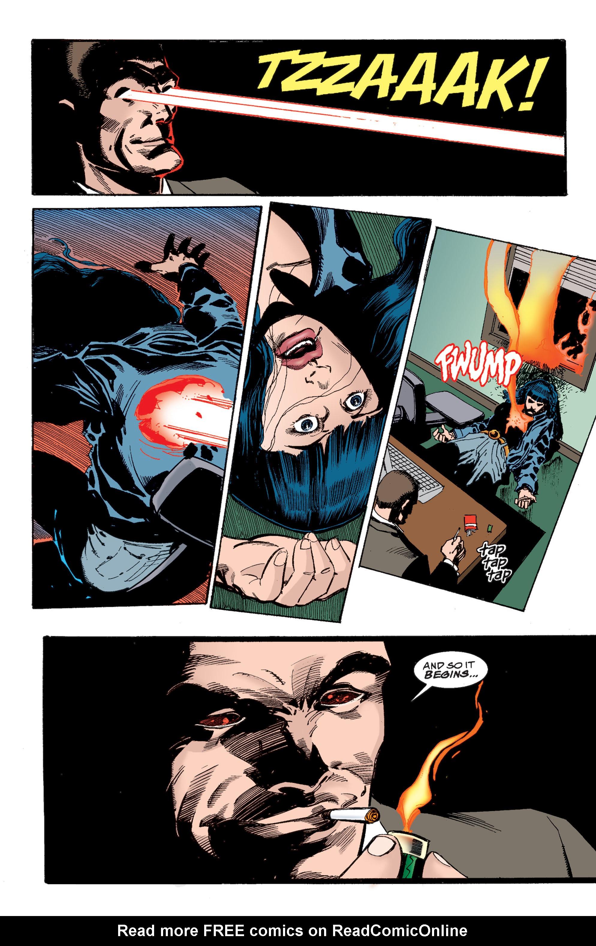 Read online Martian Manhunter: Son of Mars comic -  Issue # TPB - 99
