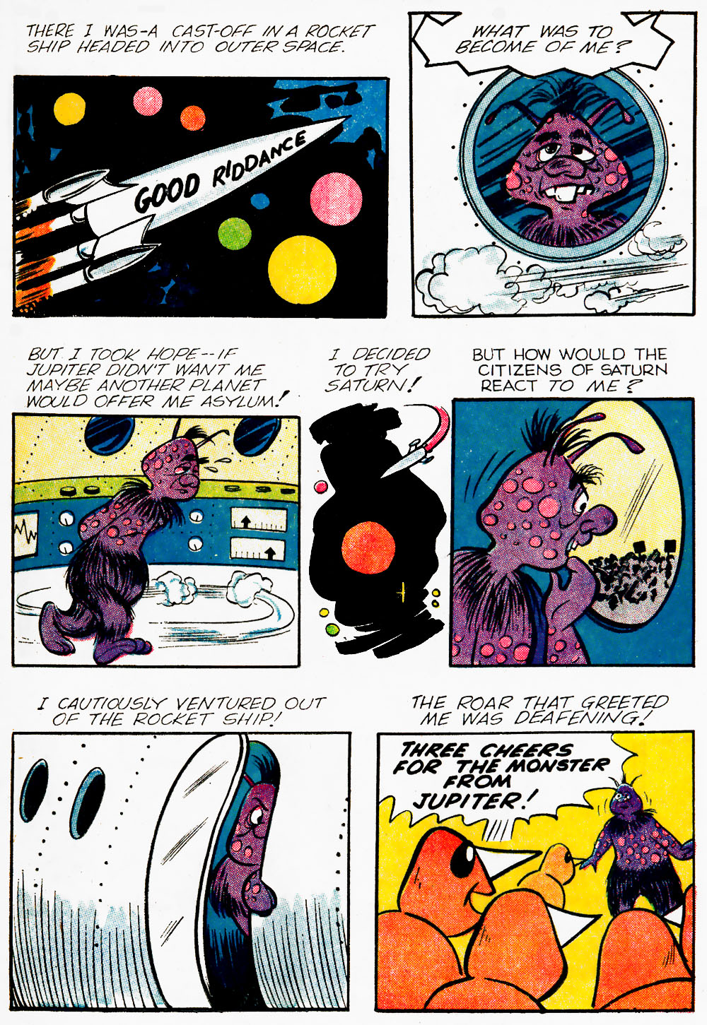 Archie's Madhouse issue 23 - Page 5