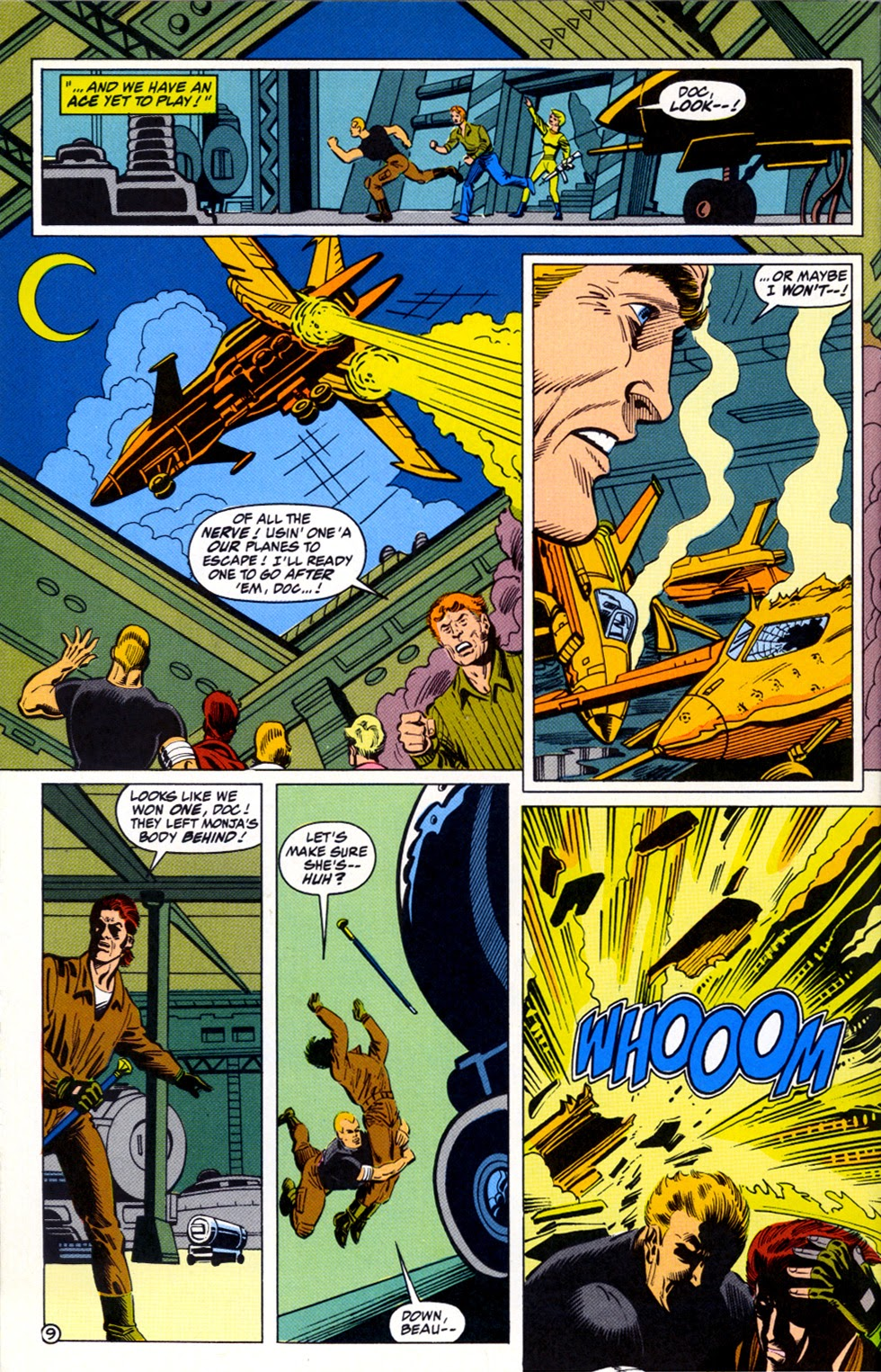 Doc Savage (1988) issue 12 - Page 11