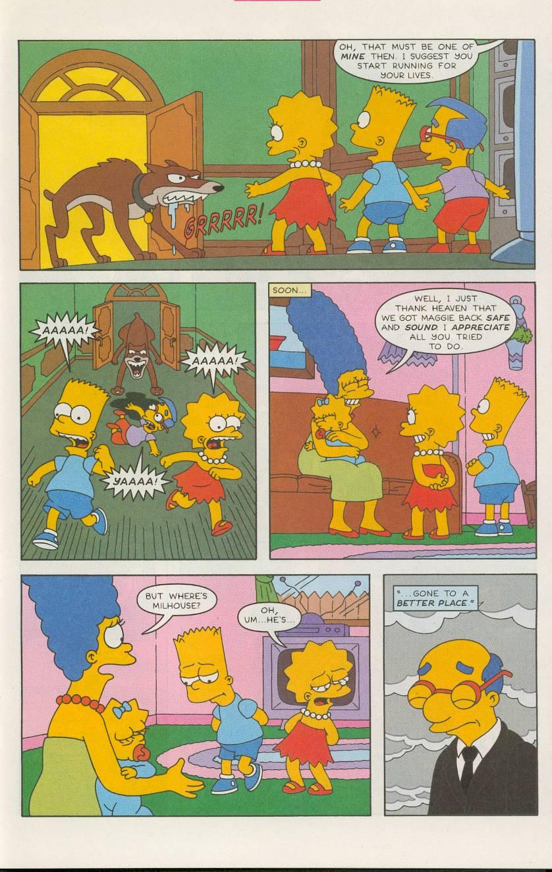 Read online Simpsons Comics comic -  Issue #49 - 20