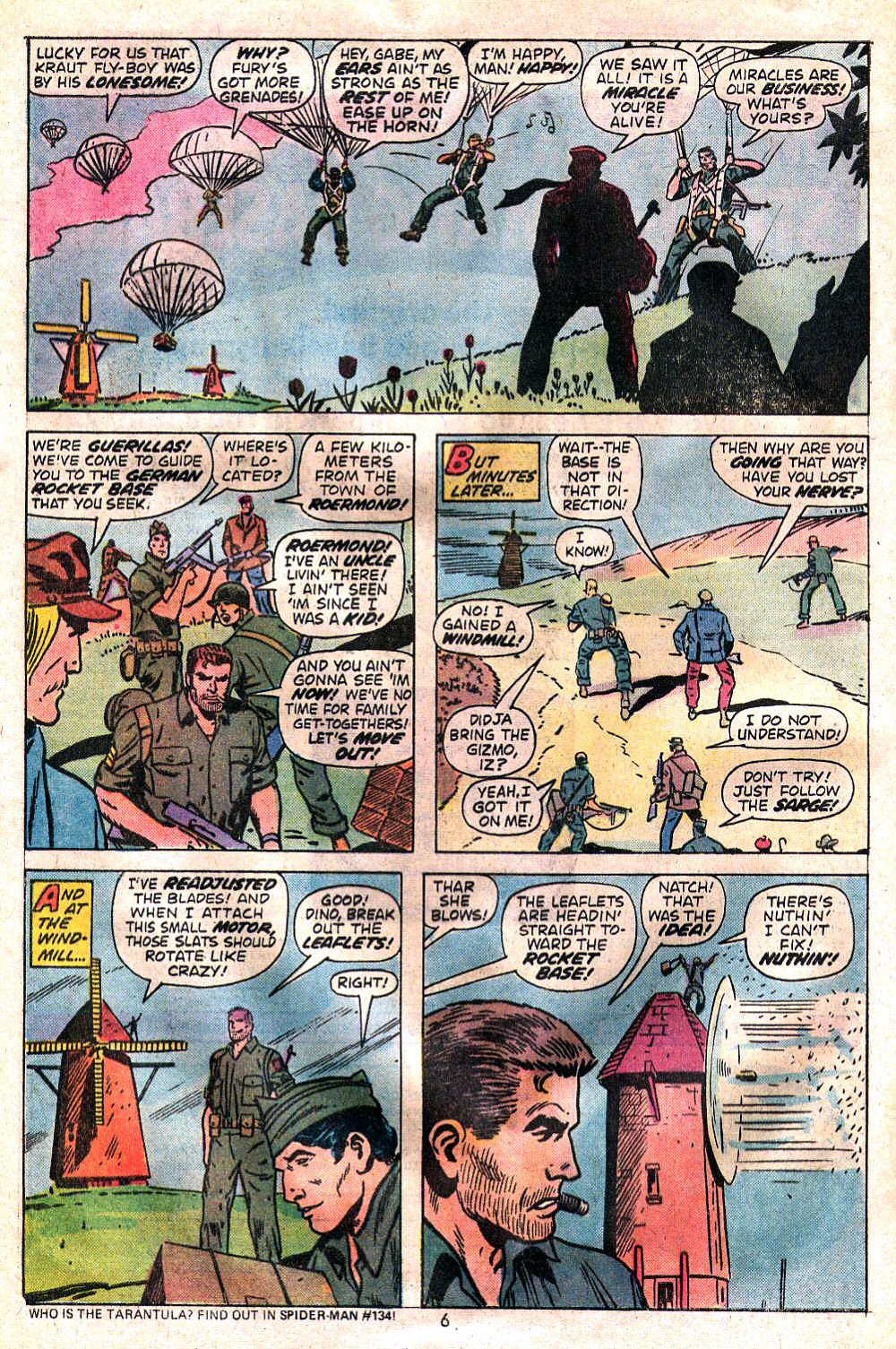 Read online Sgt. Fury comic -  Issue #120 - 8