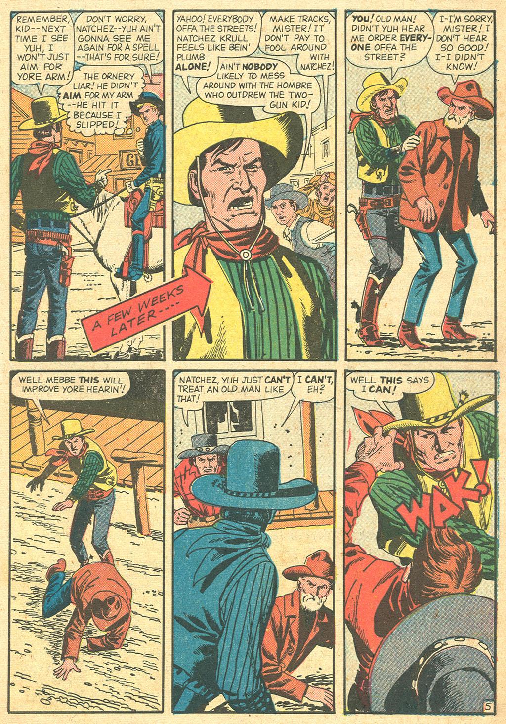 Read online Two-Gun Kid comic -  Issue #55 - 7
