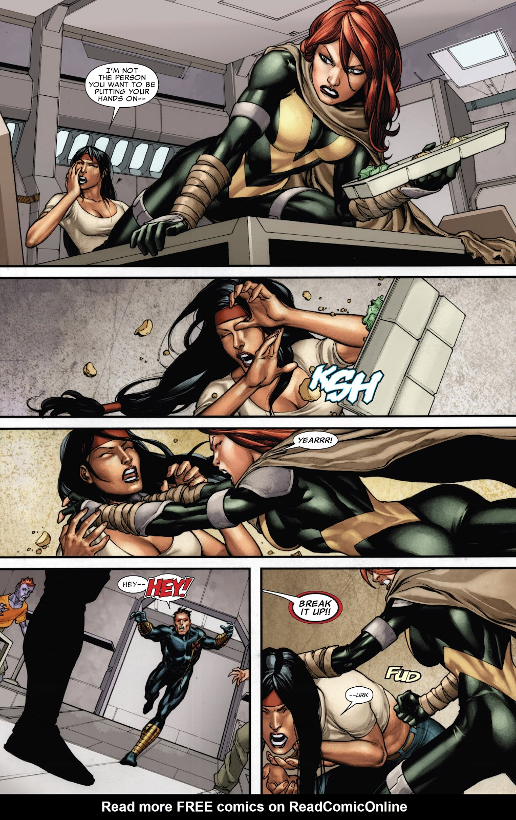 Read online X-Men: Second Coming comic -  Issue # _TPB (Part 2) - 73