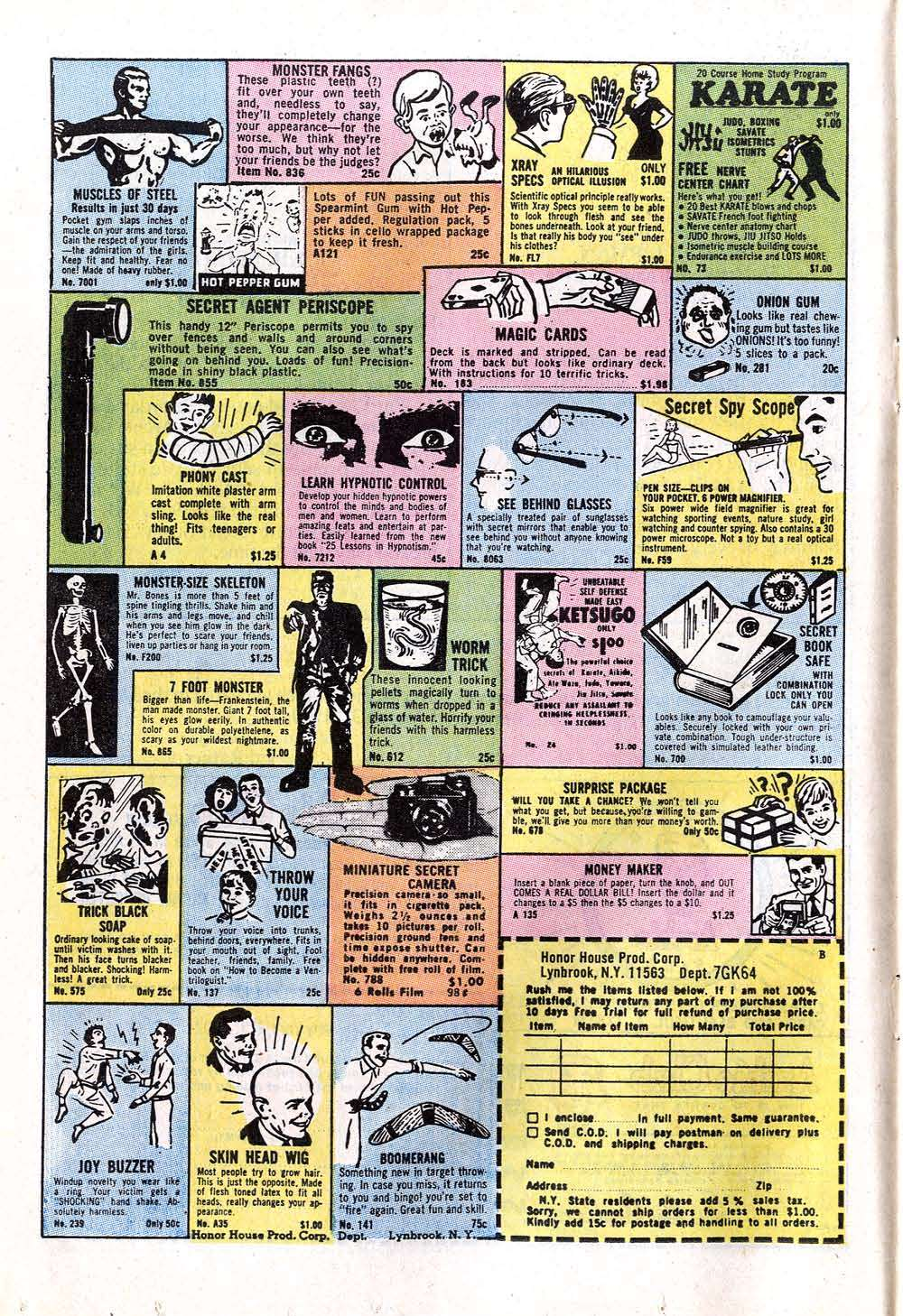 Read online Archie (1960) comic -  Issue #199 - 12