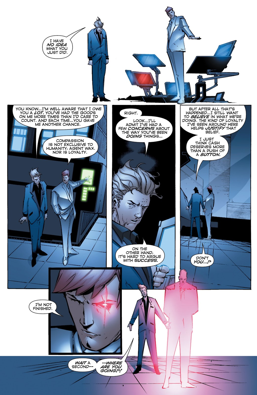 Wildcats Version 3.0 Issue #23 #23 - English 18