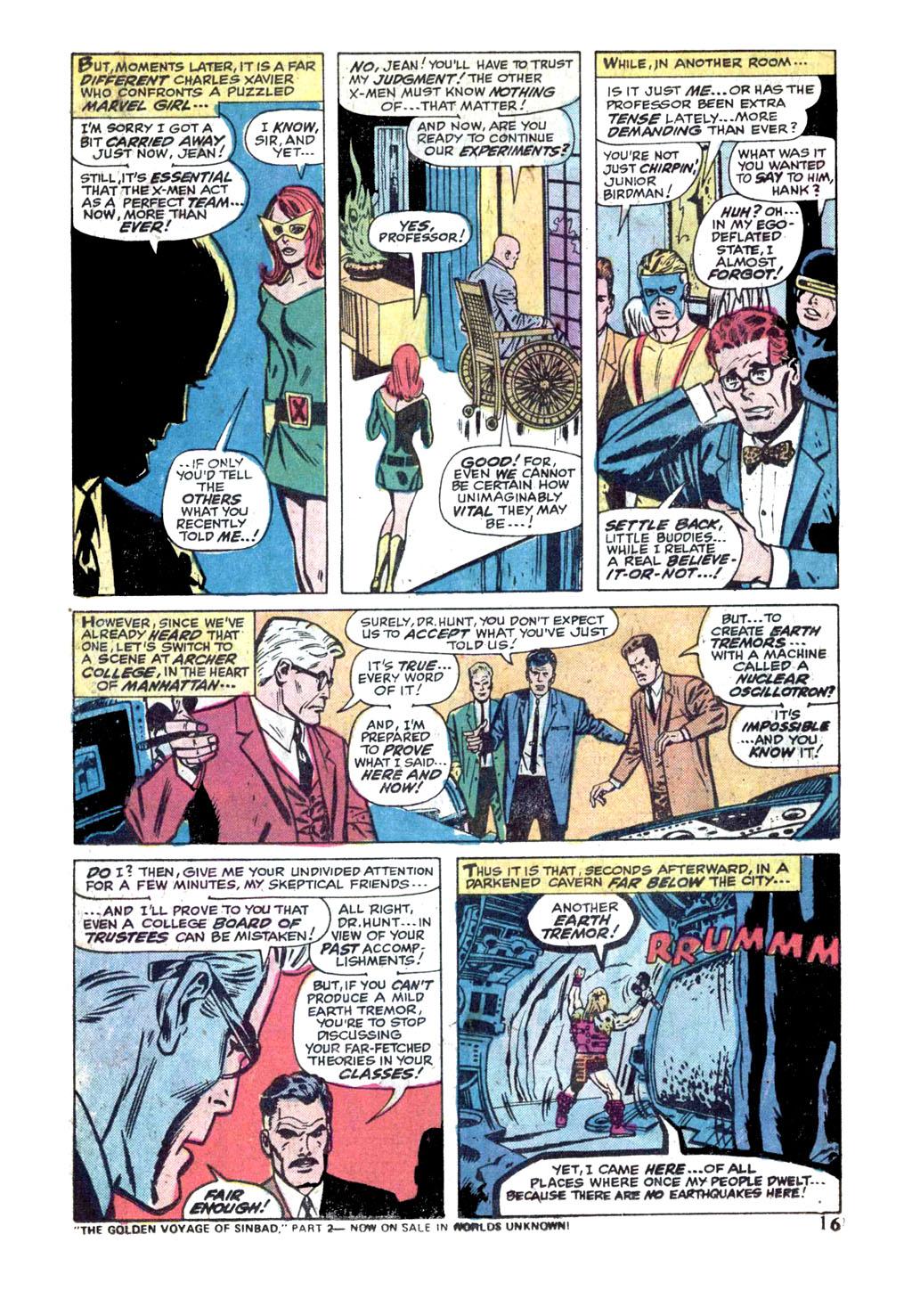Uncanny X-Men (1963) 89 Page 10