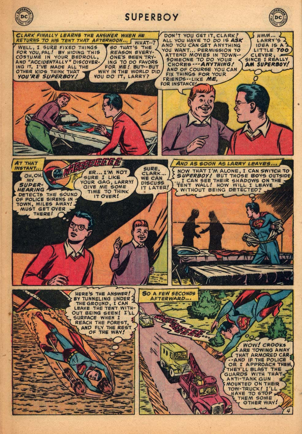 Superboy (1949) issue 25 - Page 16
