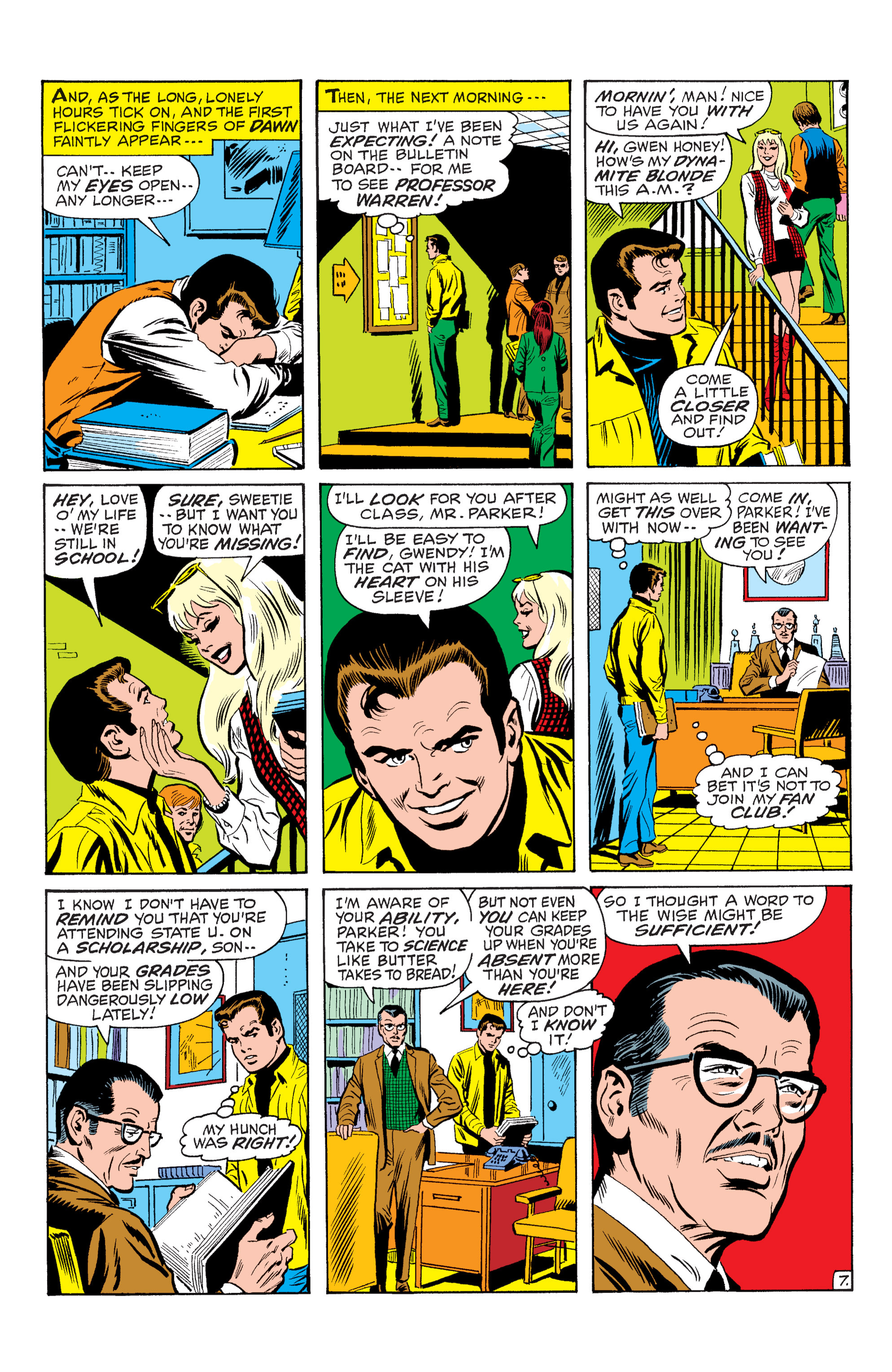 The Amazing Spider-Man (1963) 88 Page 7
