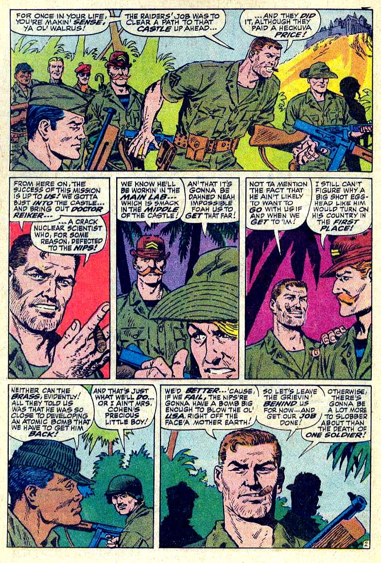 Read online Sgt. Fury comic -  Issue #64 - 4