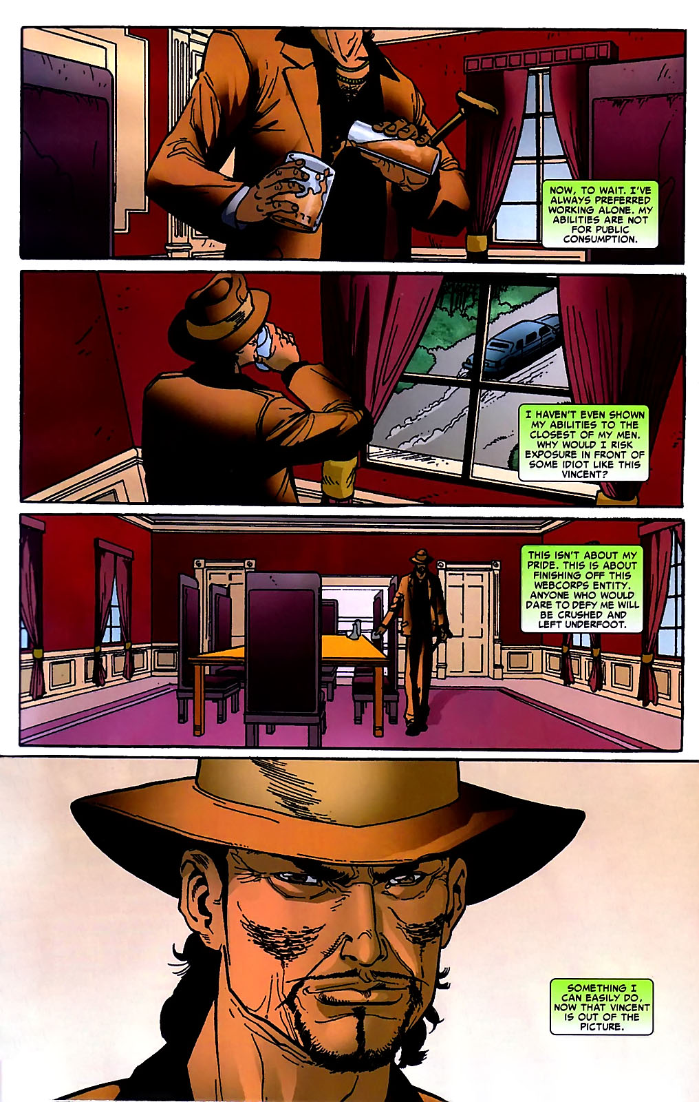 Read online Araña: Heart of the Spider comic -  Issue #10 - 17