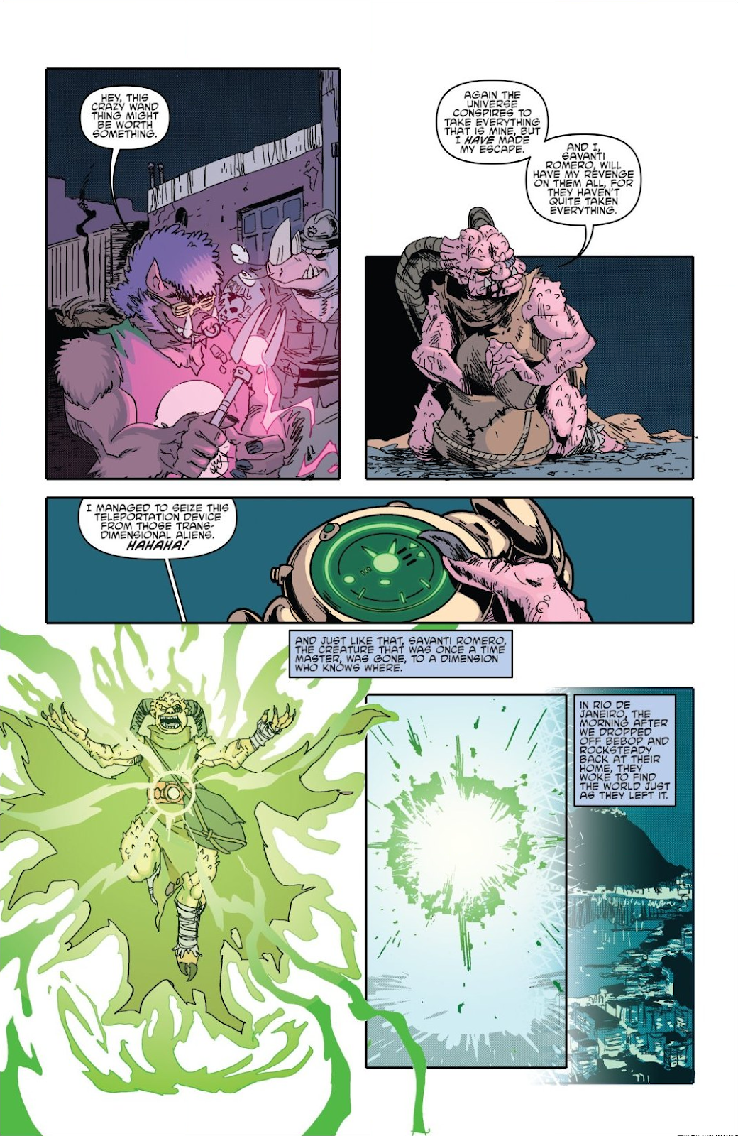 Read online Teenage Mutant Ninja Turtles: The IDW Collection comic -  Issue # TPB 8 (Part 2) - 10