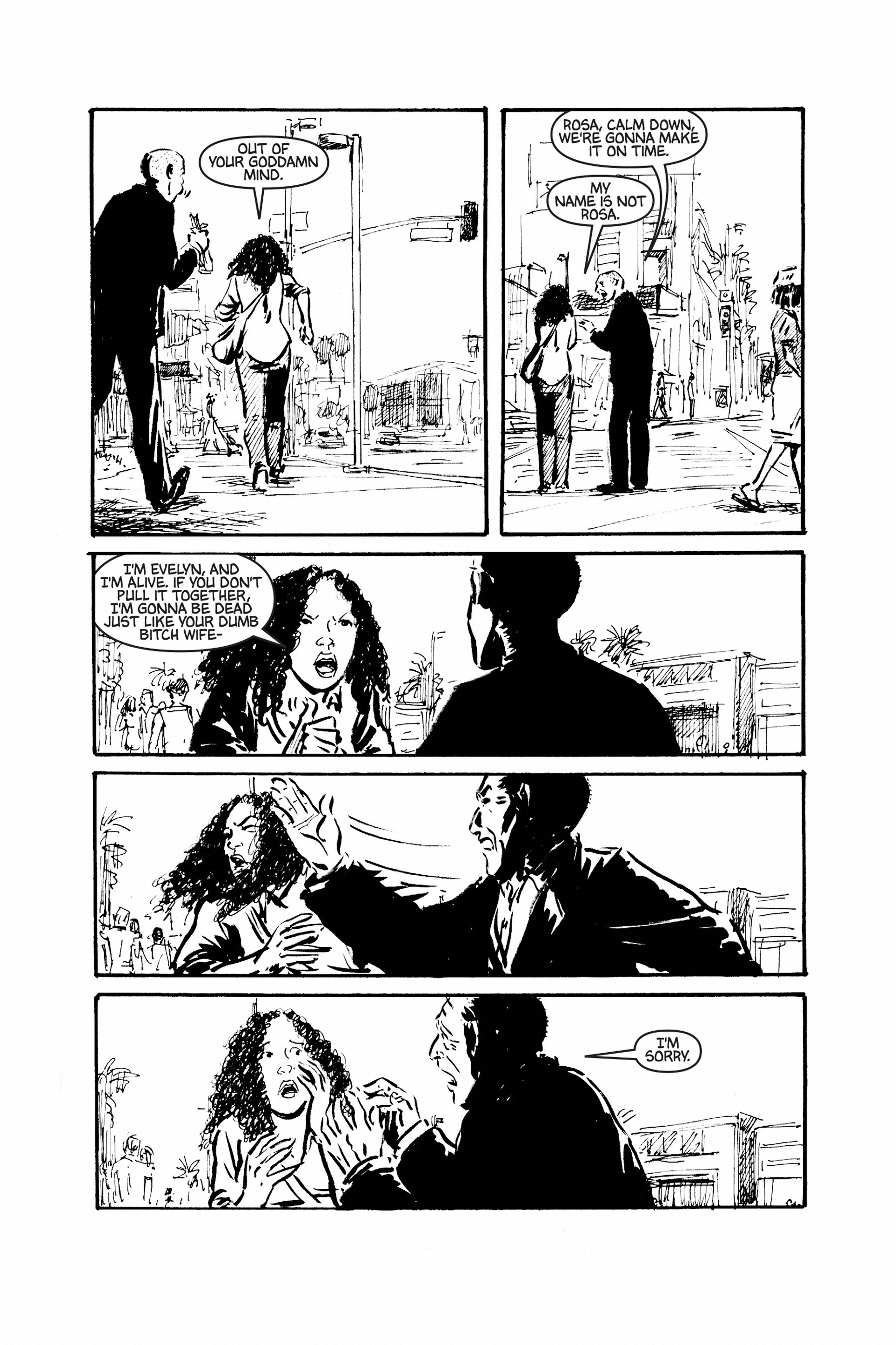 Read online Tumor comic -  Issue # TPB - 149