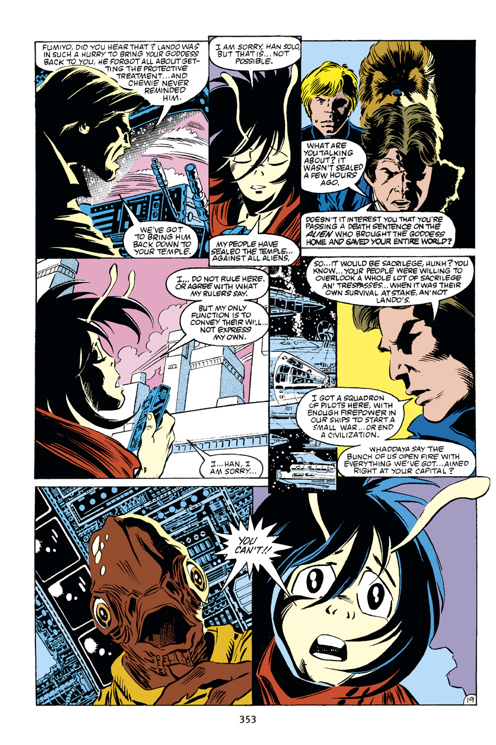 Read online Star Wars Omnibus comic -  Issue # Vol. 21.5 - 81