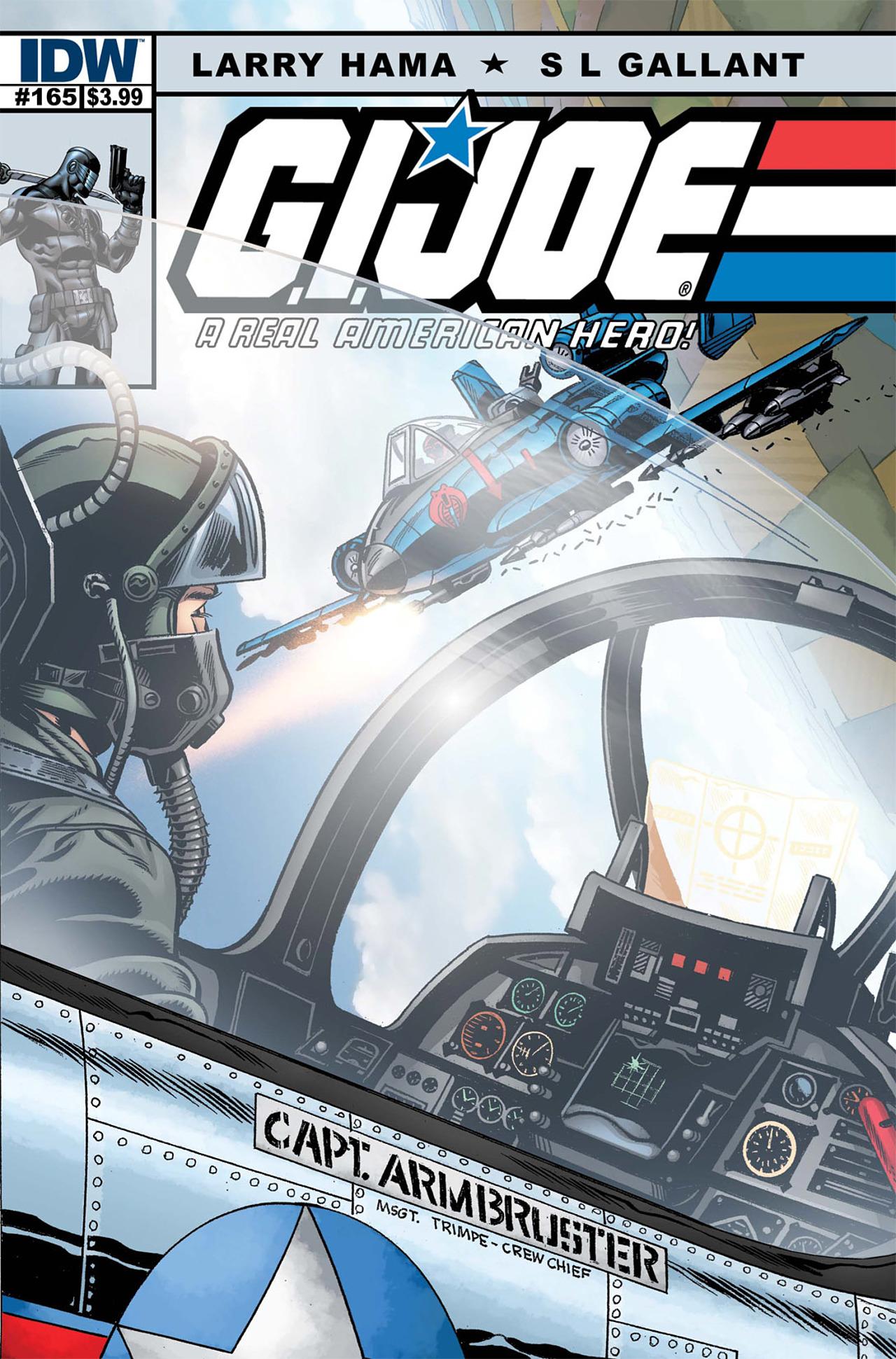 G.I. Joe: A Real American Hero 165 Page 0